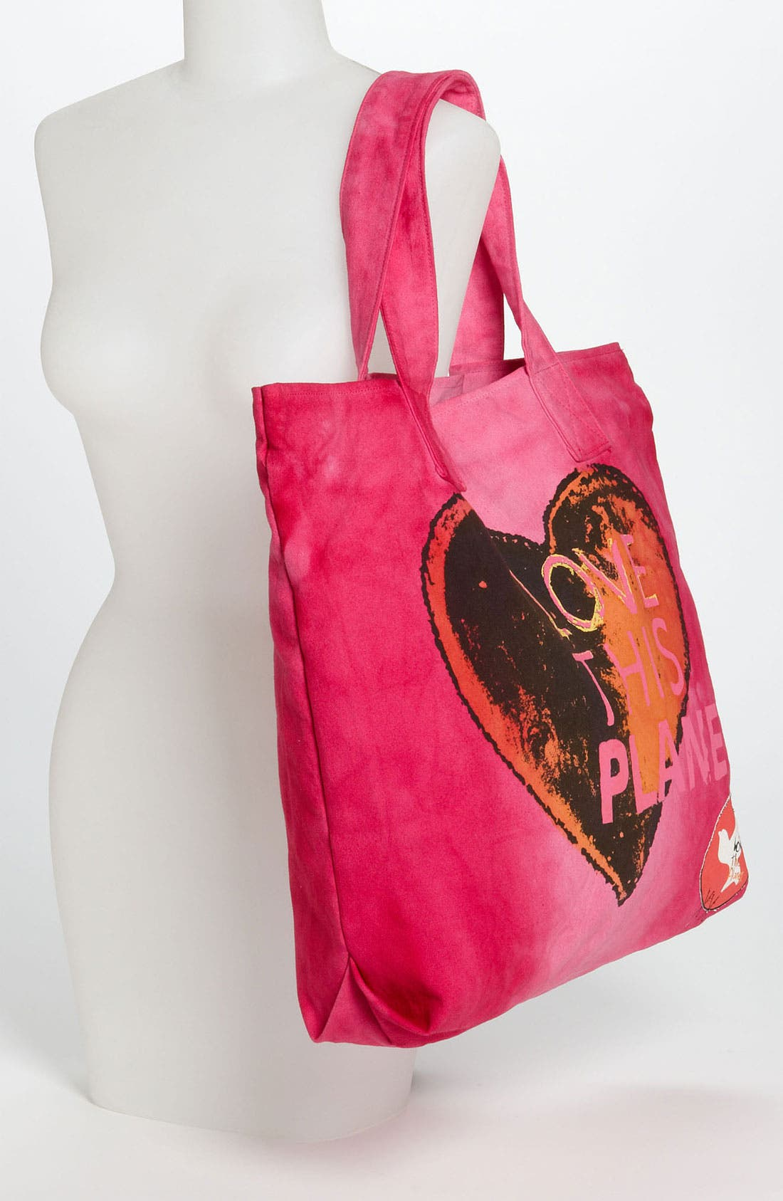 Alternate Image 2  - Love This Planet 'Love This Planet' Canvas Tote