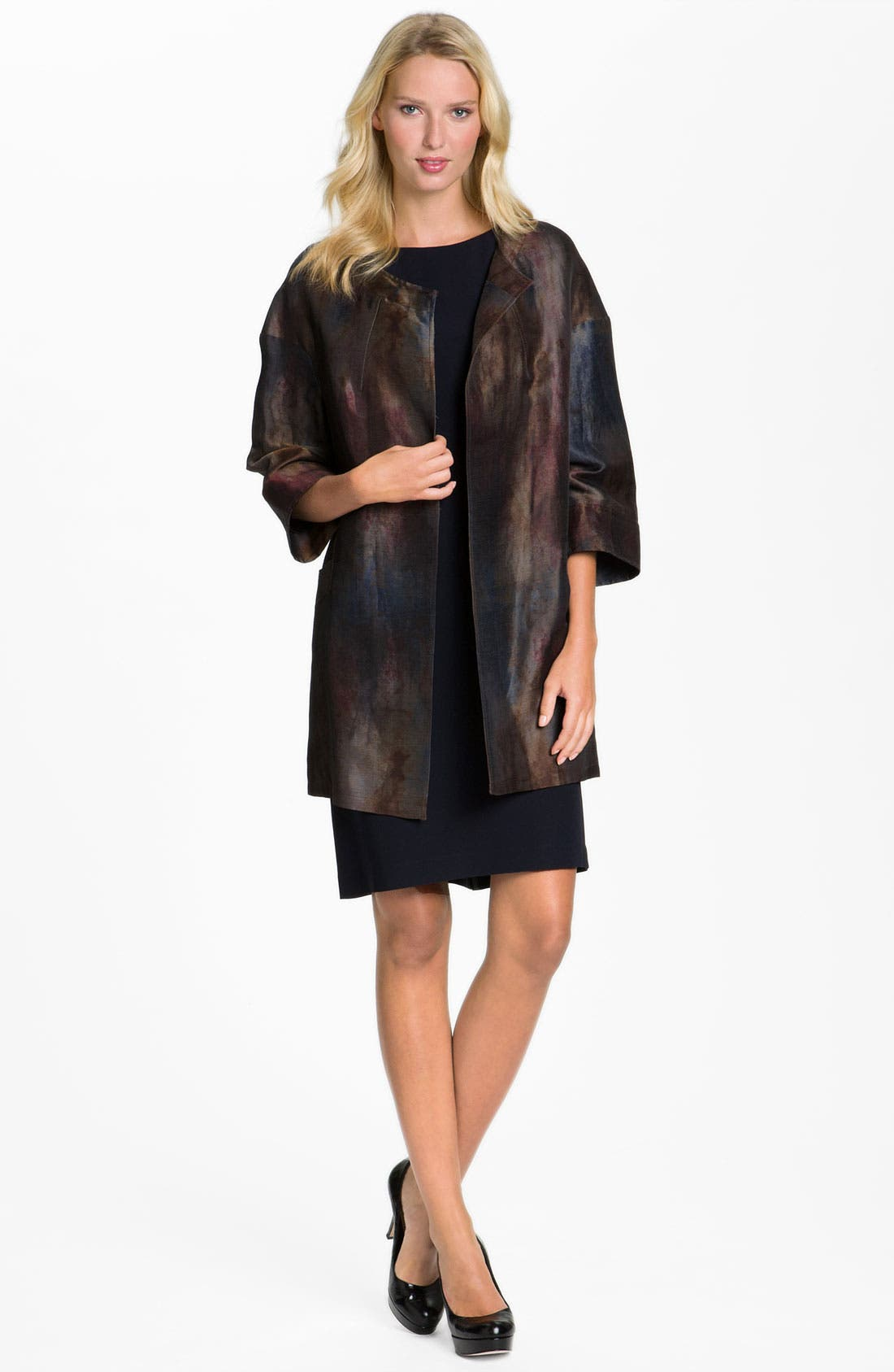 Alternate Image 3  - Louben Sheath Dress