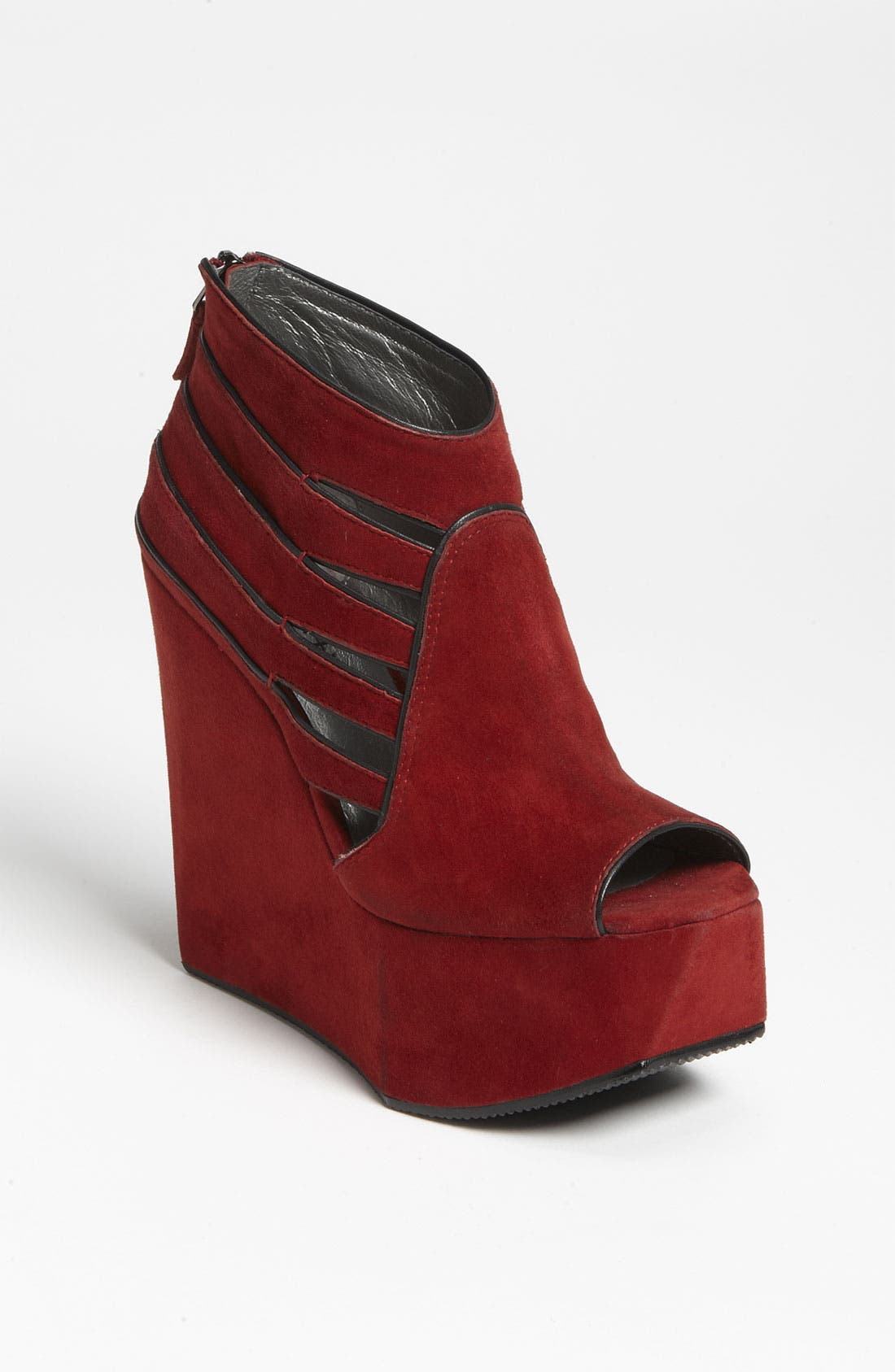 Alternate Image 1 Selected - Grey City 'Jett' Wedge Bootie
