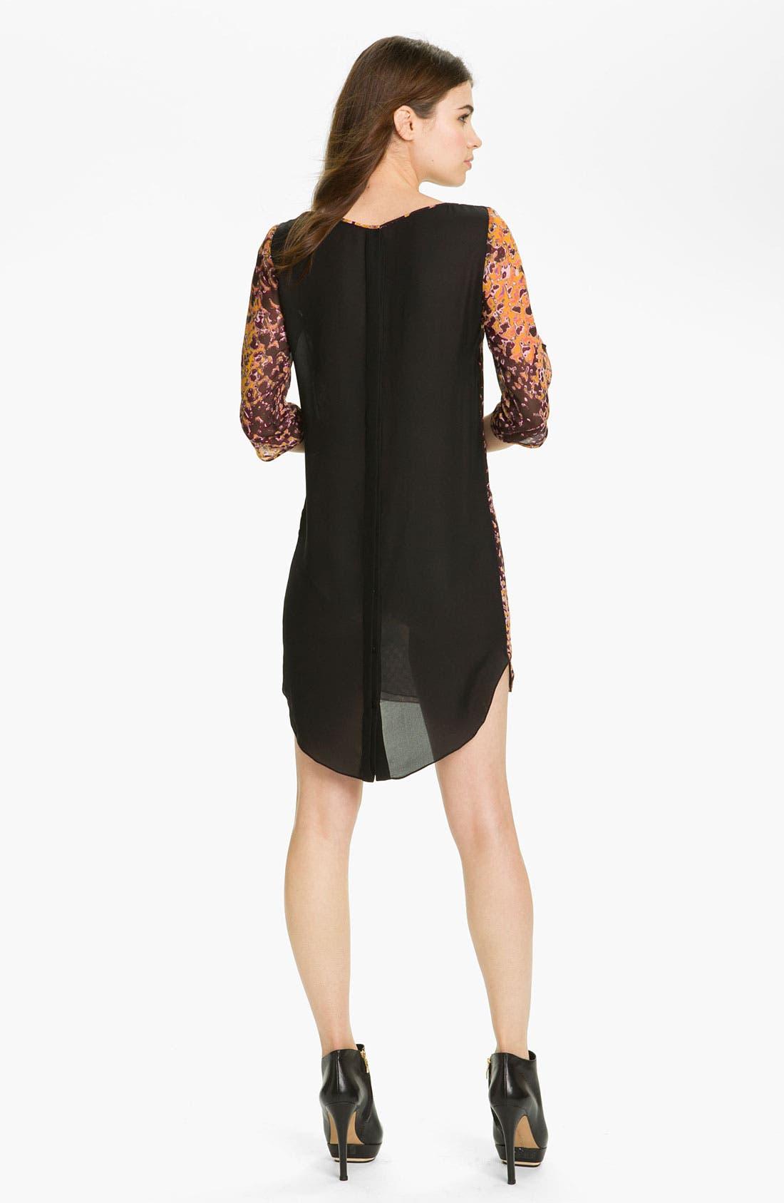 Alternate Image 2  - Rebecca Minkoff 'Wednesday' Snake Print Dress
