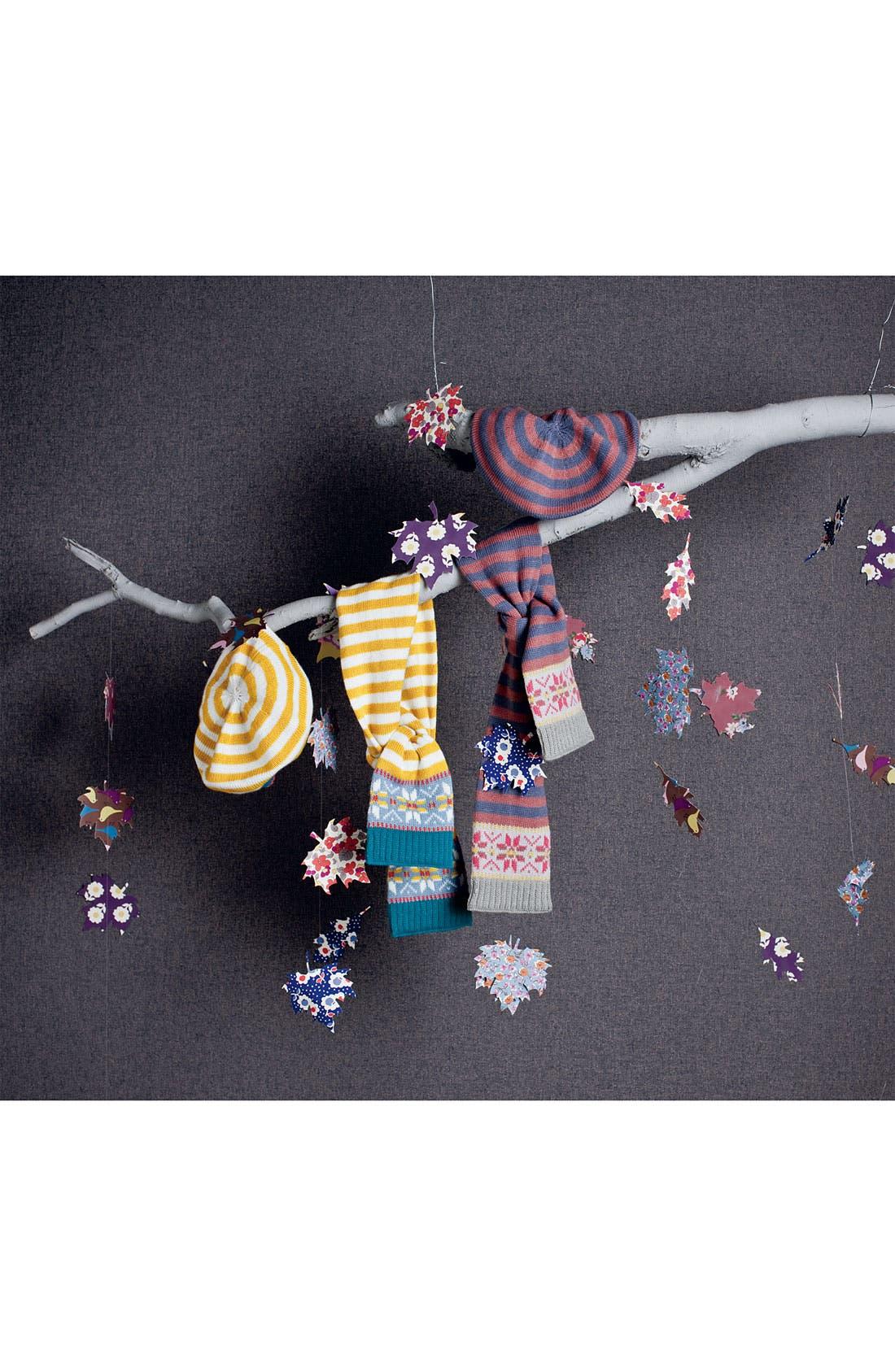 Alternate Image 2  - Mini Boden Hat & Scarf (Little Girls & Big Girls)