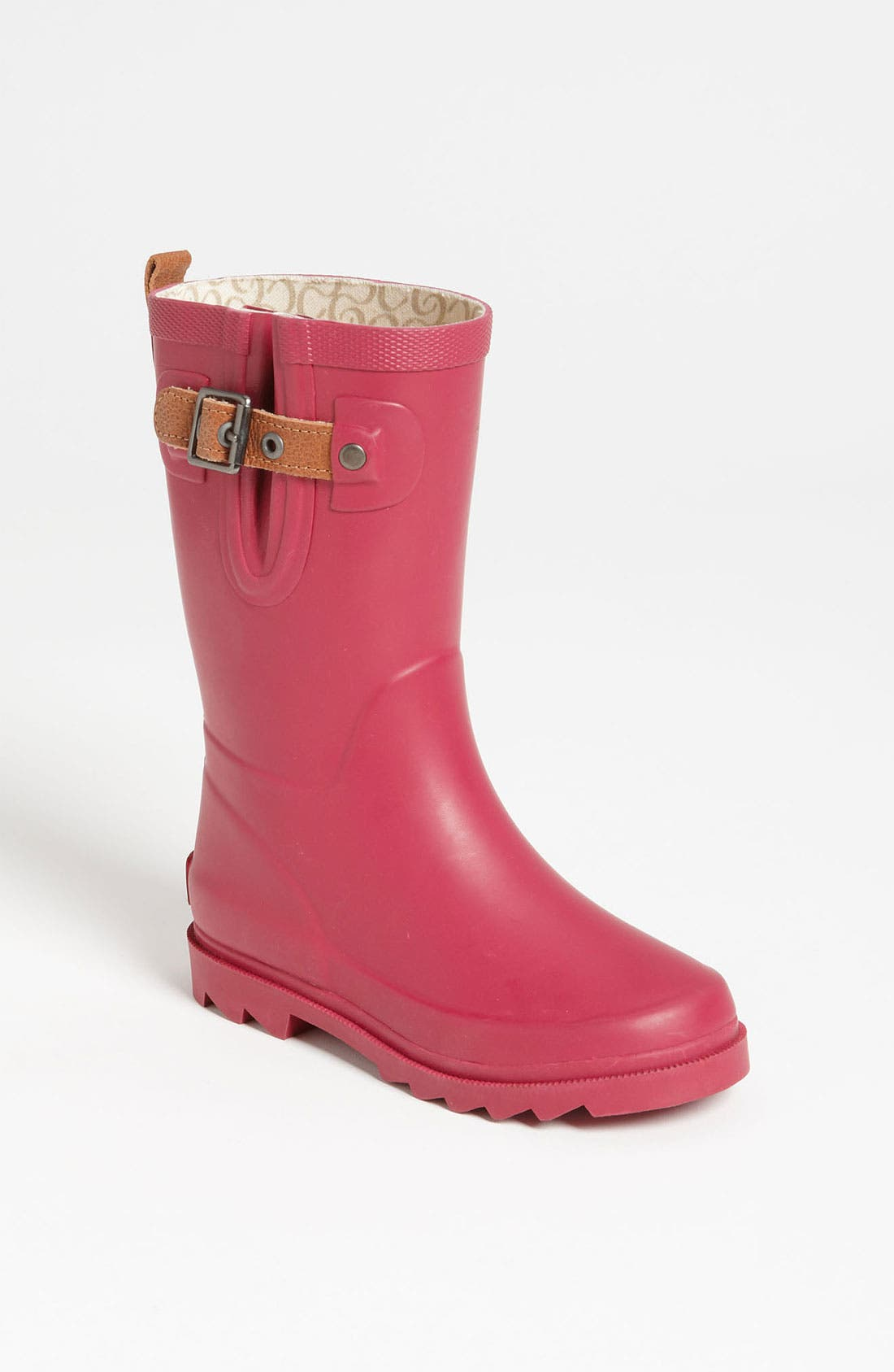 Alternate Image 1 Selected - Chooka Rubber Rain Boot (Toddler, Little Kid & Big Kid)
