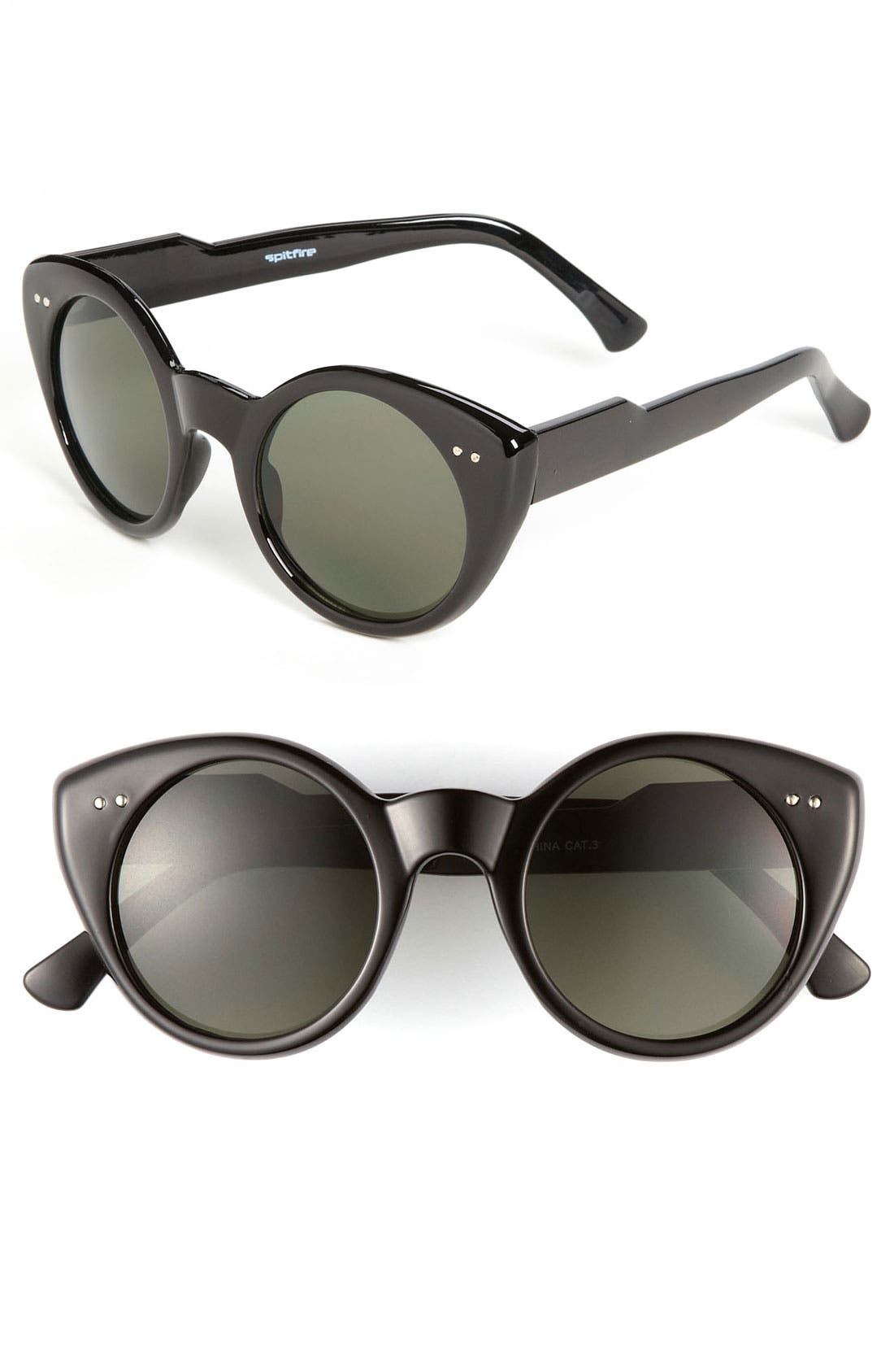 Alternate Image 1 Selected - Spitfire Retro Sunglasses