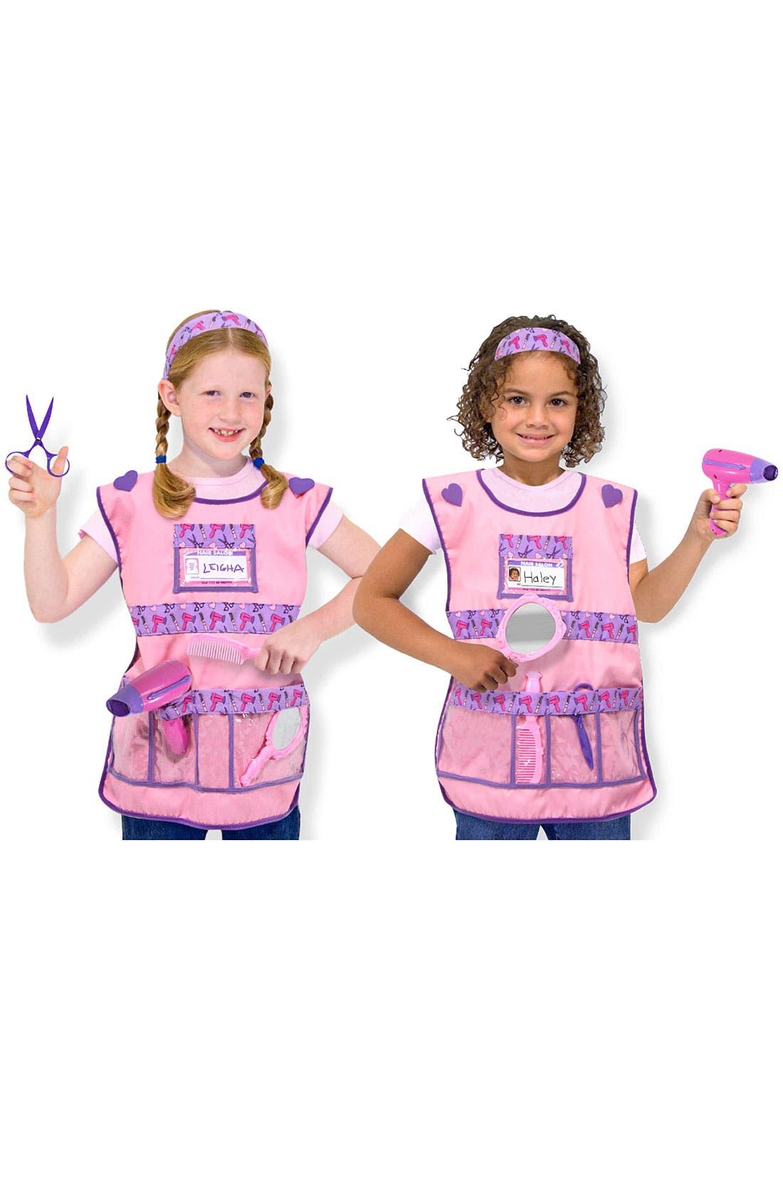 Melissa & Doug 'Hair Stylist' Costume (Toddler)