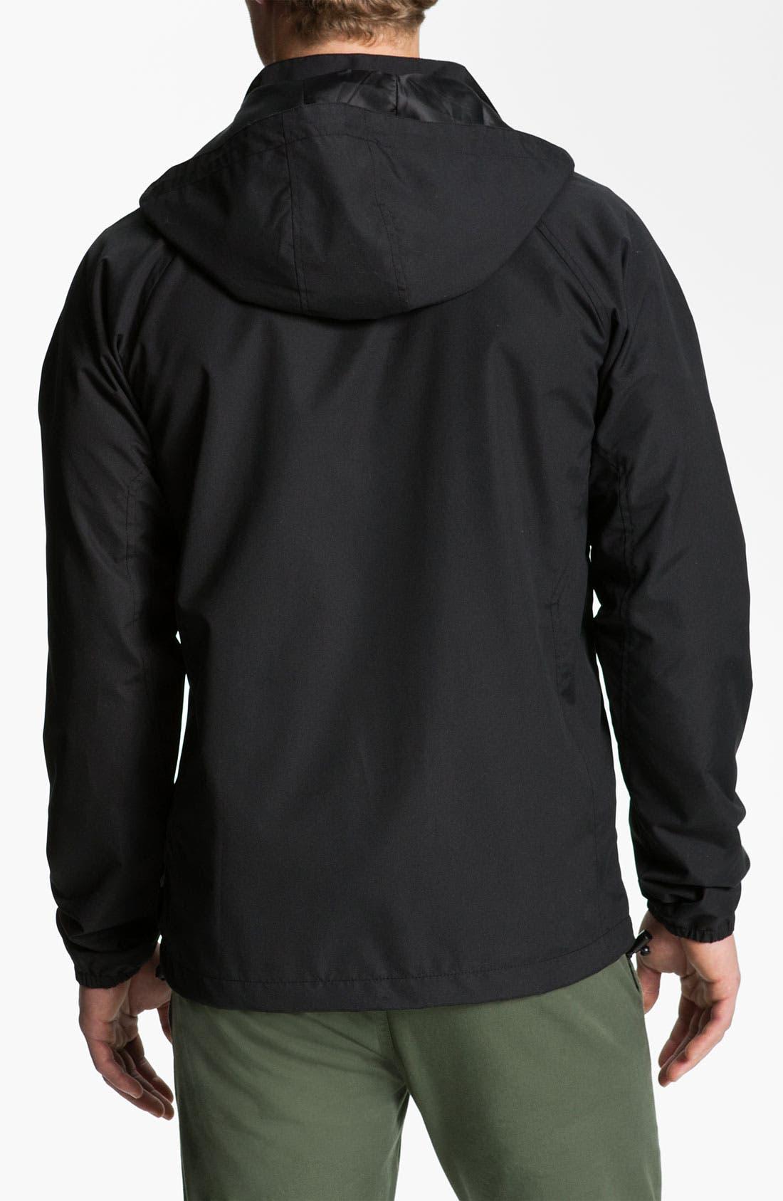 Alternate Image 2  - Quiksilver 'Icon' Microfiber Jacket