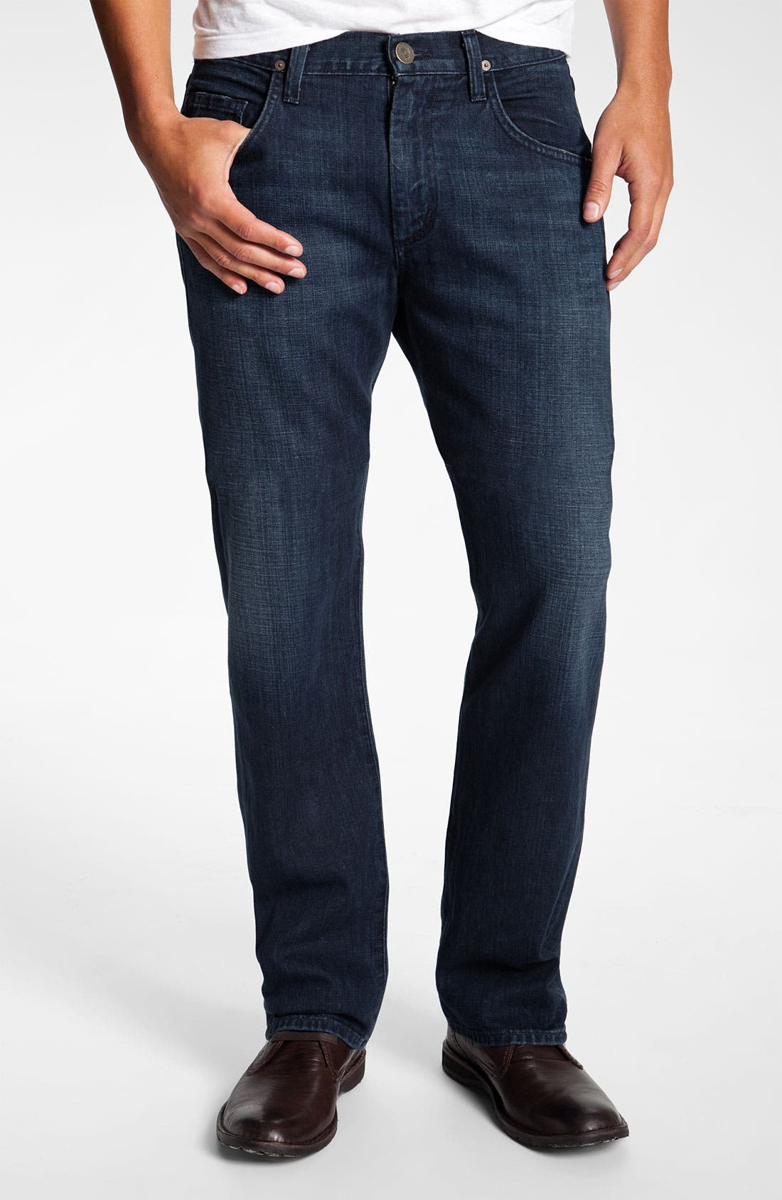 Alternate Image 1 Selected - Citizens of Humanity 'Perfect' Straight Leg Jeans (Frasier)