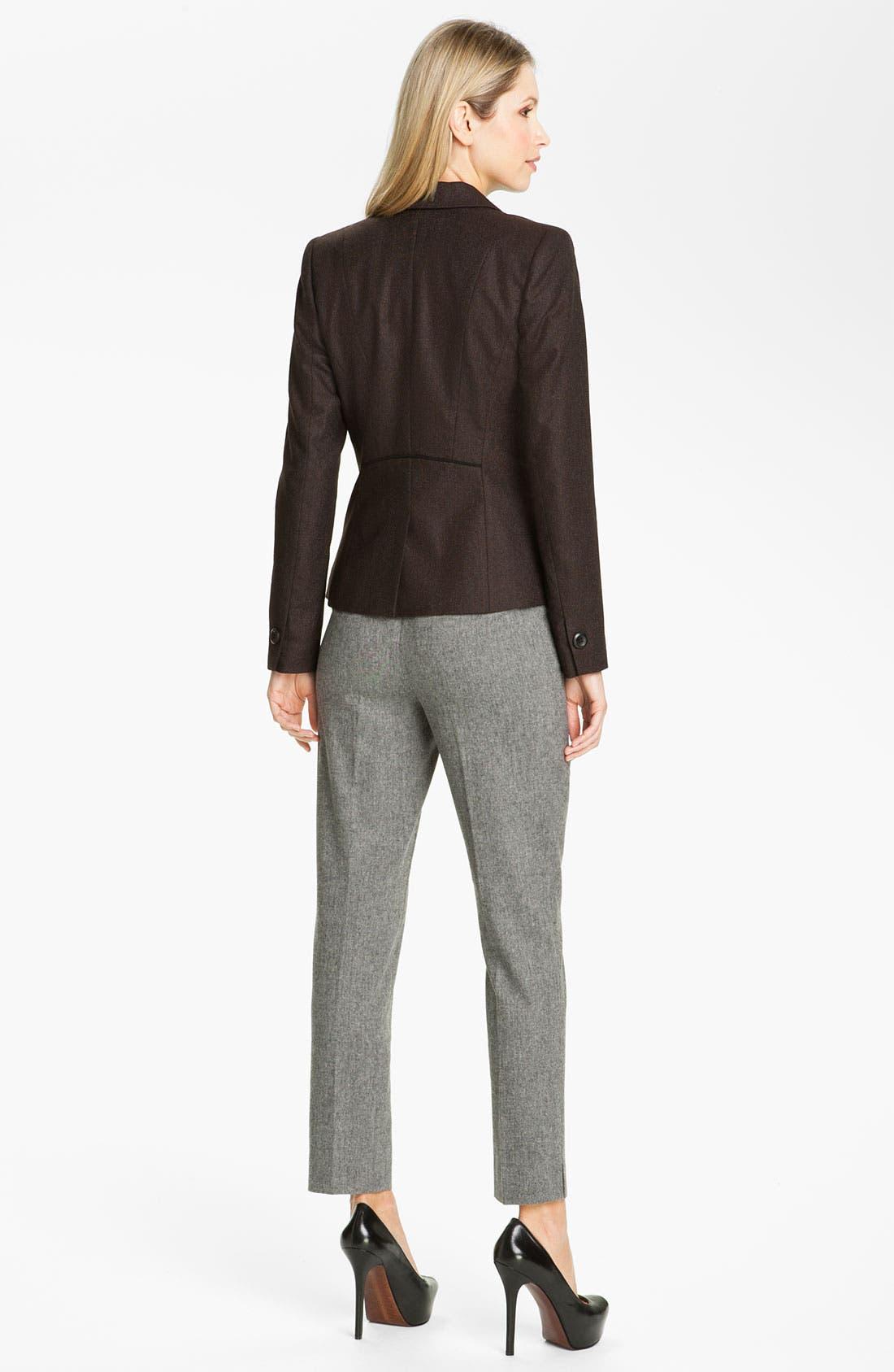 Alternate Image 5  - Classiques Entier® 'Stella Weave' Jacket