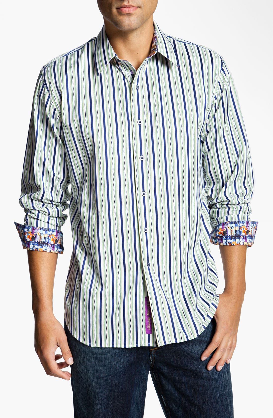 Alternate Image 1 Selected - Robert Graham 'Aquitane' Sport Shirt