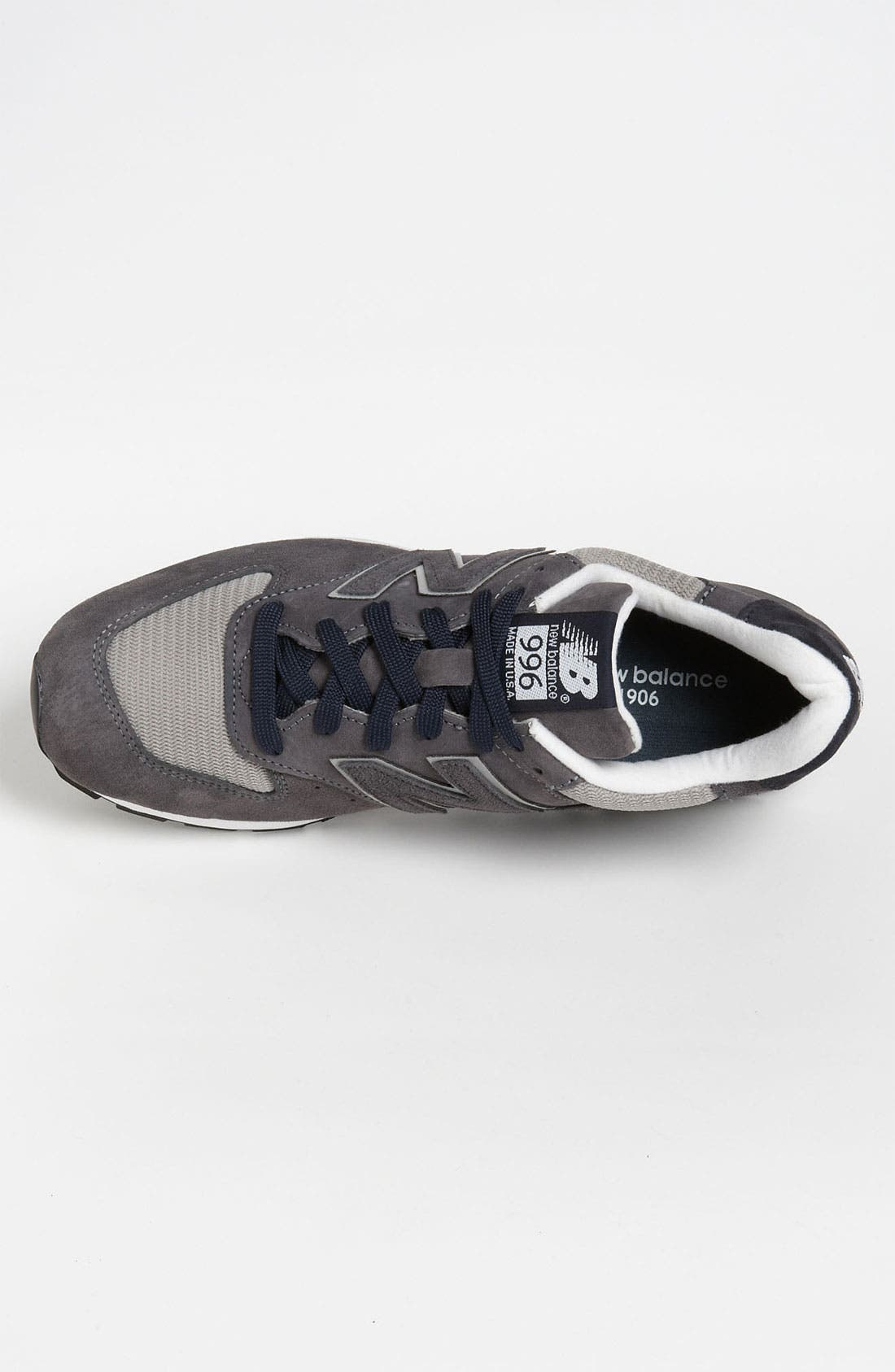 Alternate Image 3  - New Balance '996' Sneaker (Men) (Online Only)