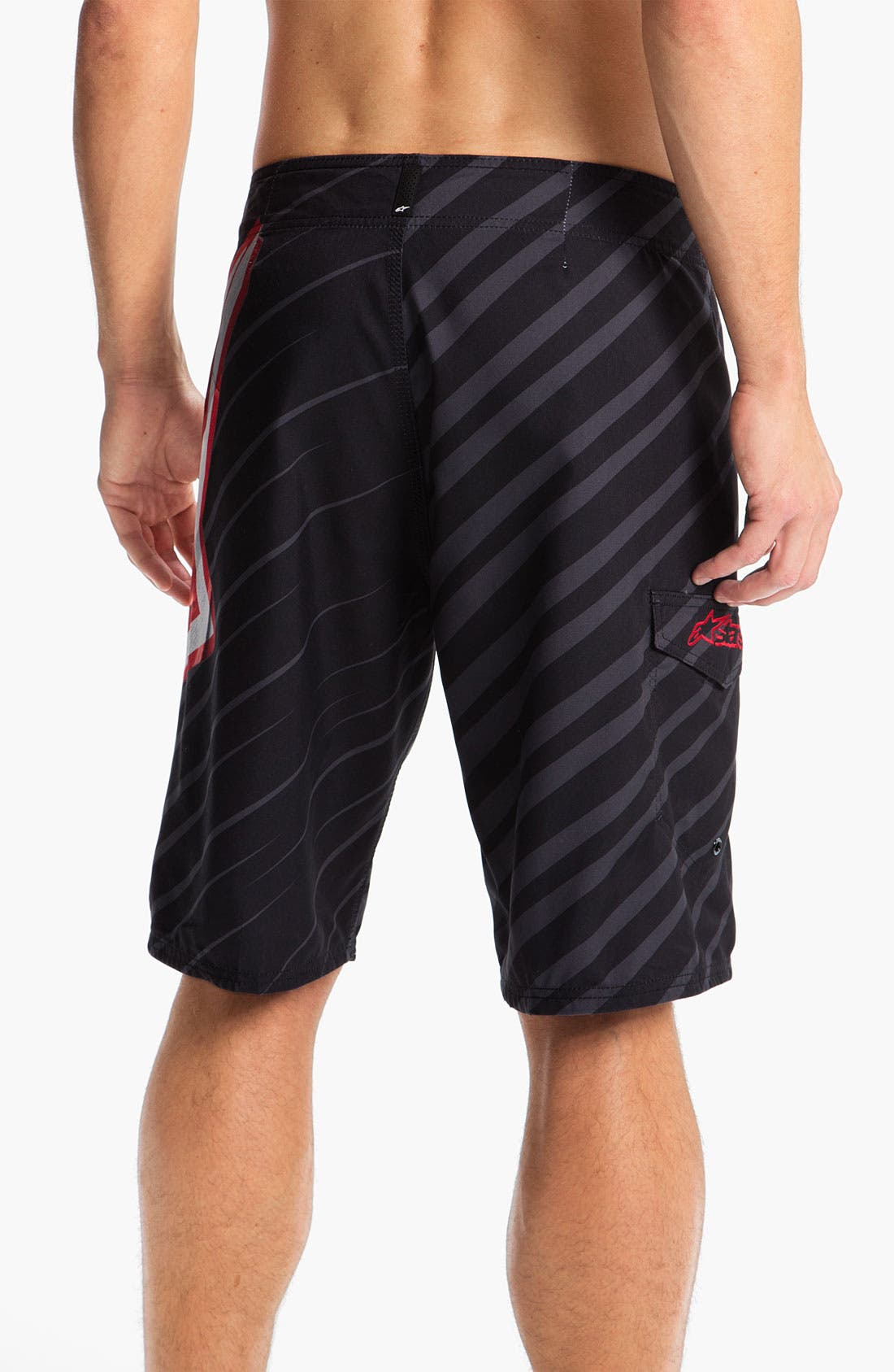 Alternate Image 2  - Alpinestars 'Stick It' Board Shorts