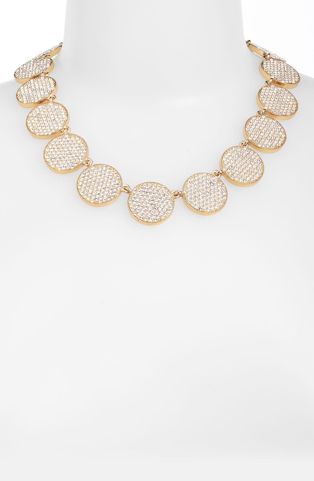 Main Image - kate spade new york 'bright spot' collar necklace