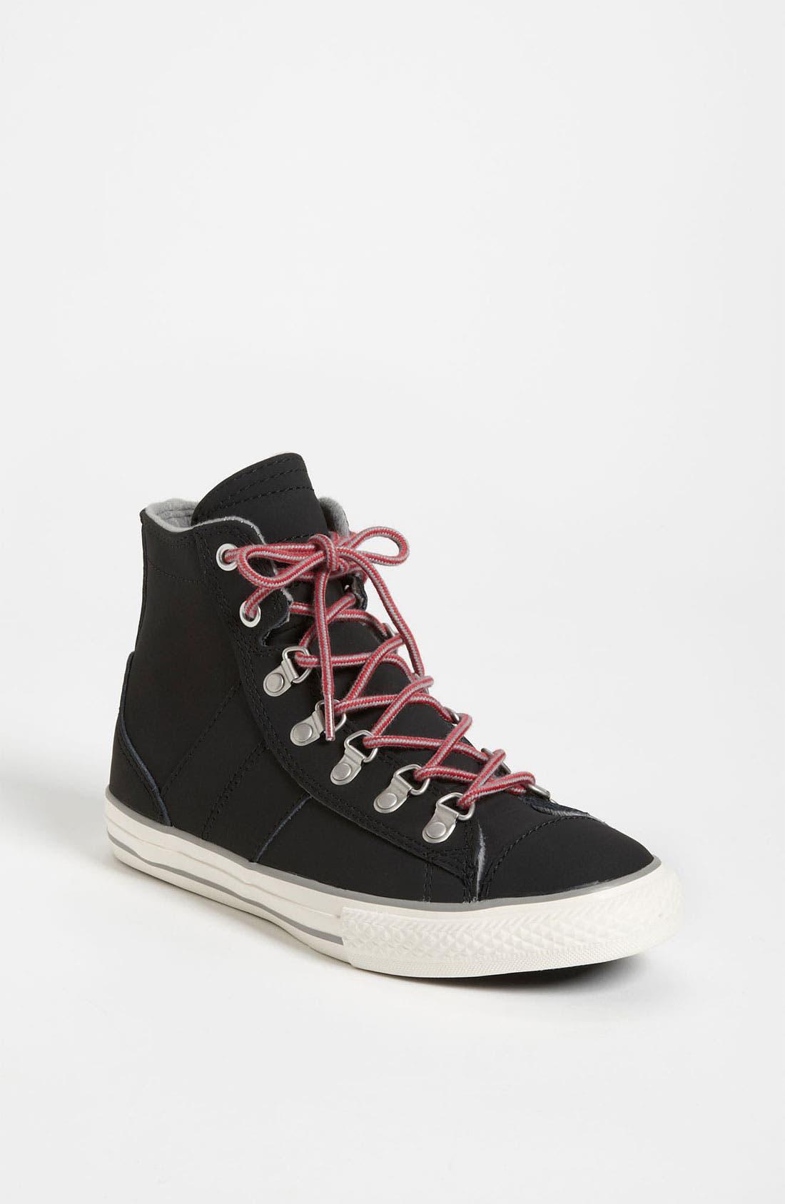 Alternate Image 1 Selected - Converse Chuck Taylor® 'Sneaker Boot' Sneaker (Toddler, Little Kid & Big Kid)