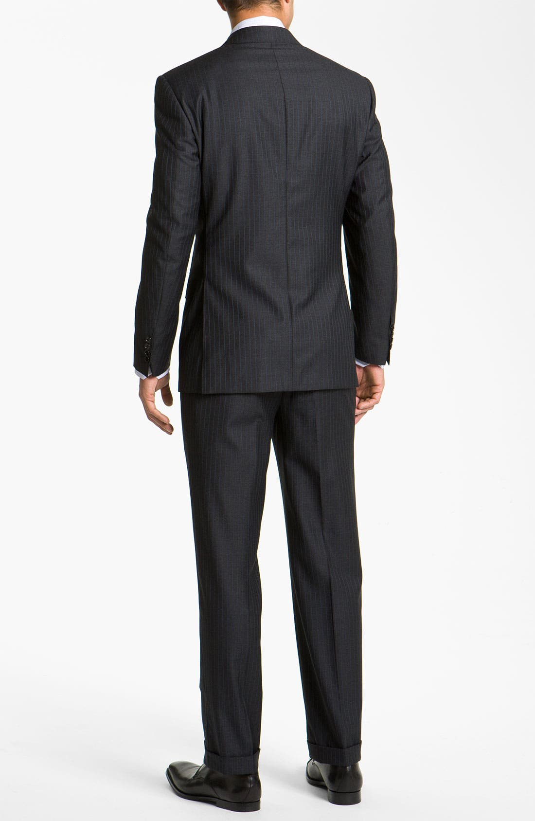 Alternate Image 2  - Canali Stripe Suit