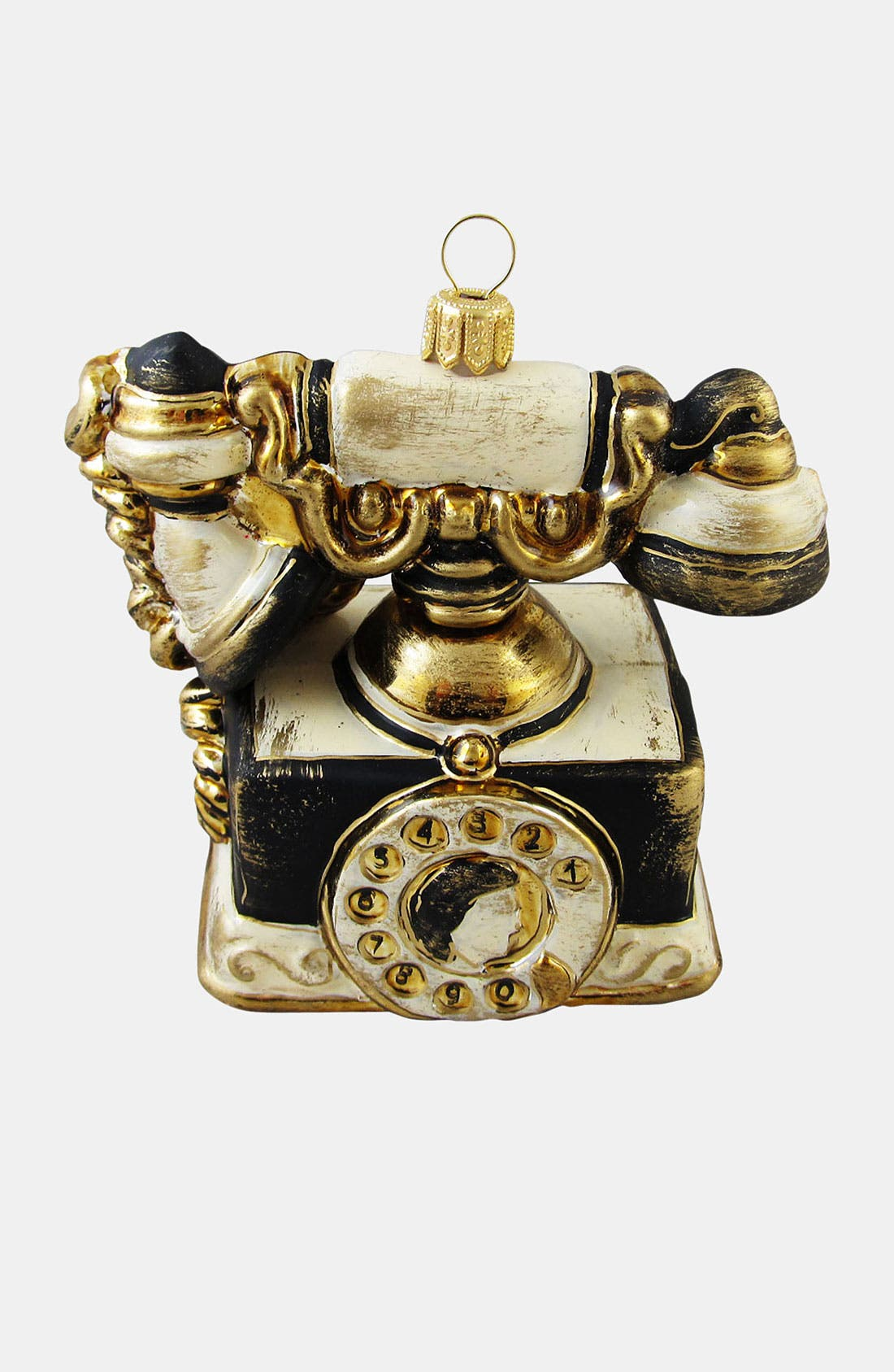 Alternate Image 1 Selected - Nordstrom at Home 'Antique Phone' Ornament