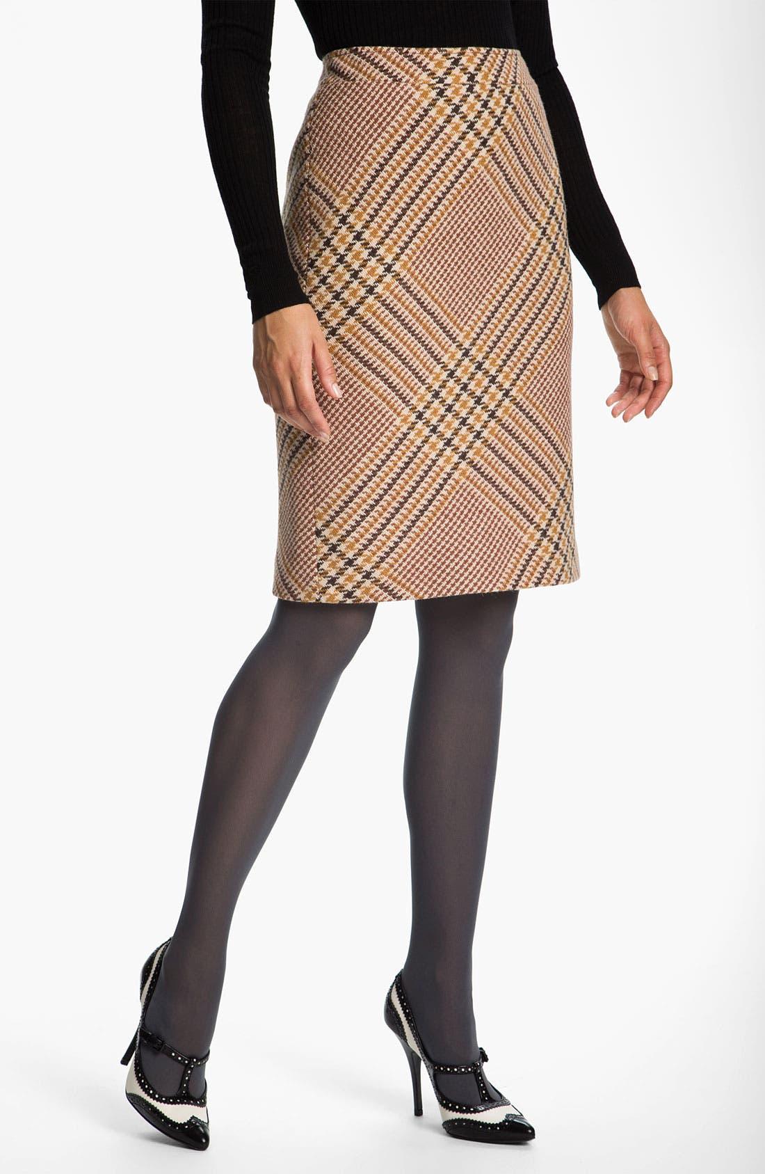 Alternate Image 1 Selected - Tory Burch 'Jasmine' Pencil Skirt