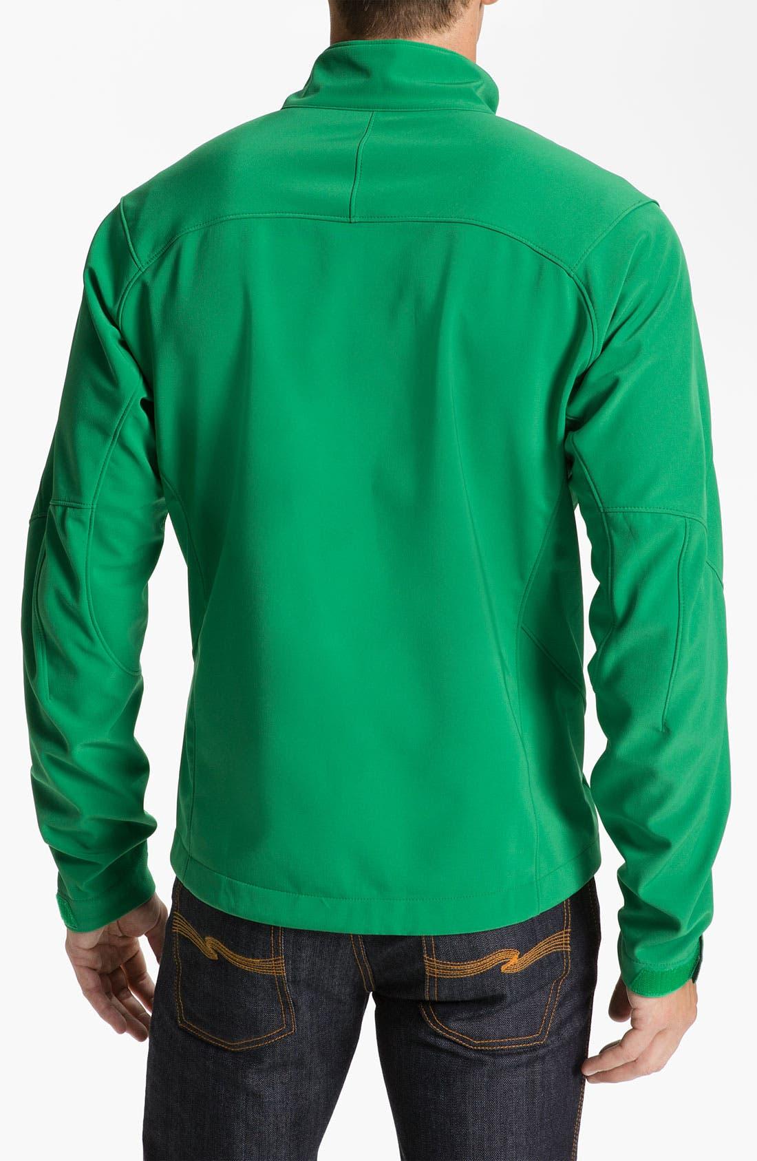 Alternate Image 2  - Patagonia 'Adze' Zip Jacket