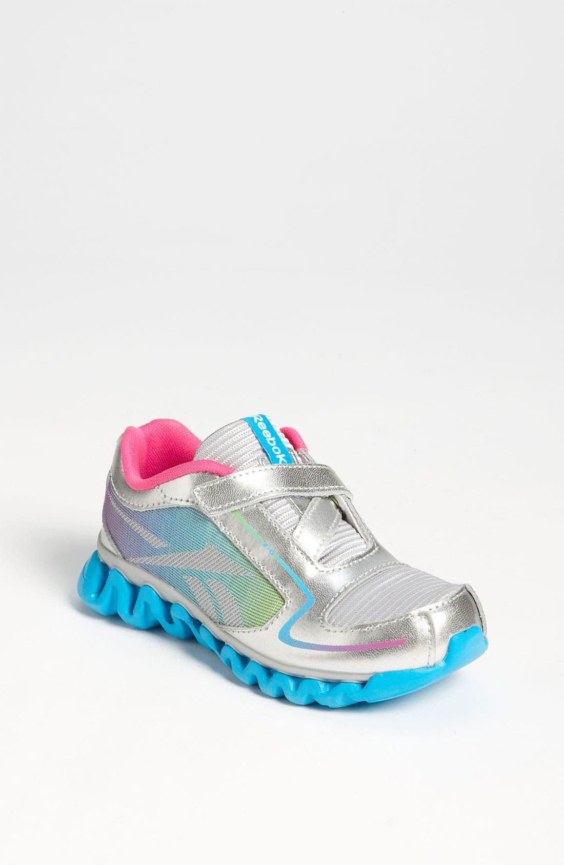 Alternate Image 1 Selected - Reebok 'ZigLite Run' Sneaker (Baby, Walker & Toddler)