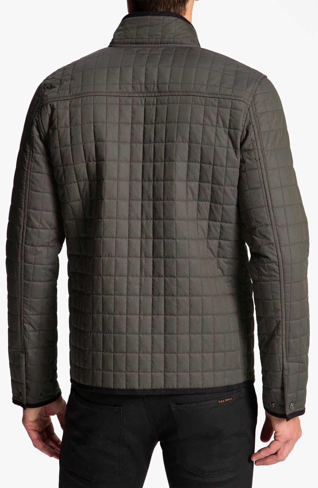 Alternate Image 2  - Vince Quilted Jacket