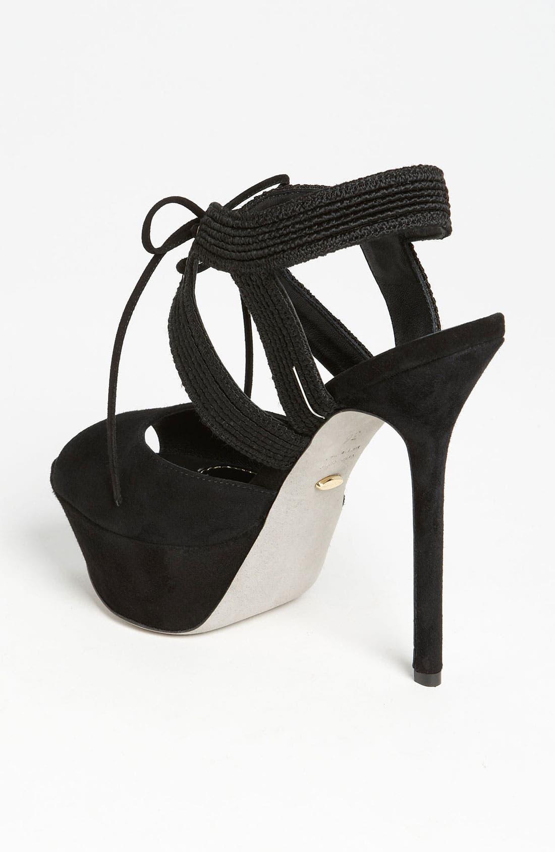 Alternate Image 2  - Sergio Rossi 'Gotha' Sandal