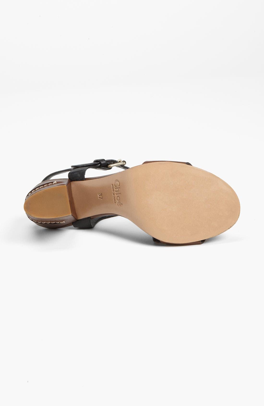 Alternate Image 4  - Chloé 'Heloise' Sandal