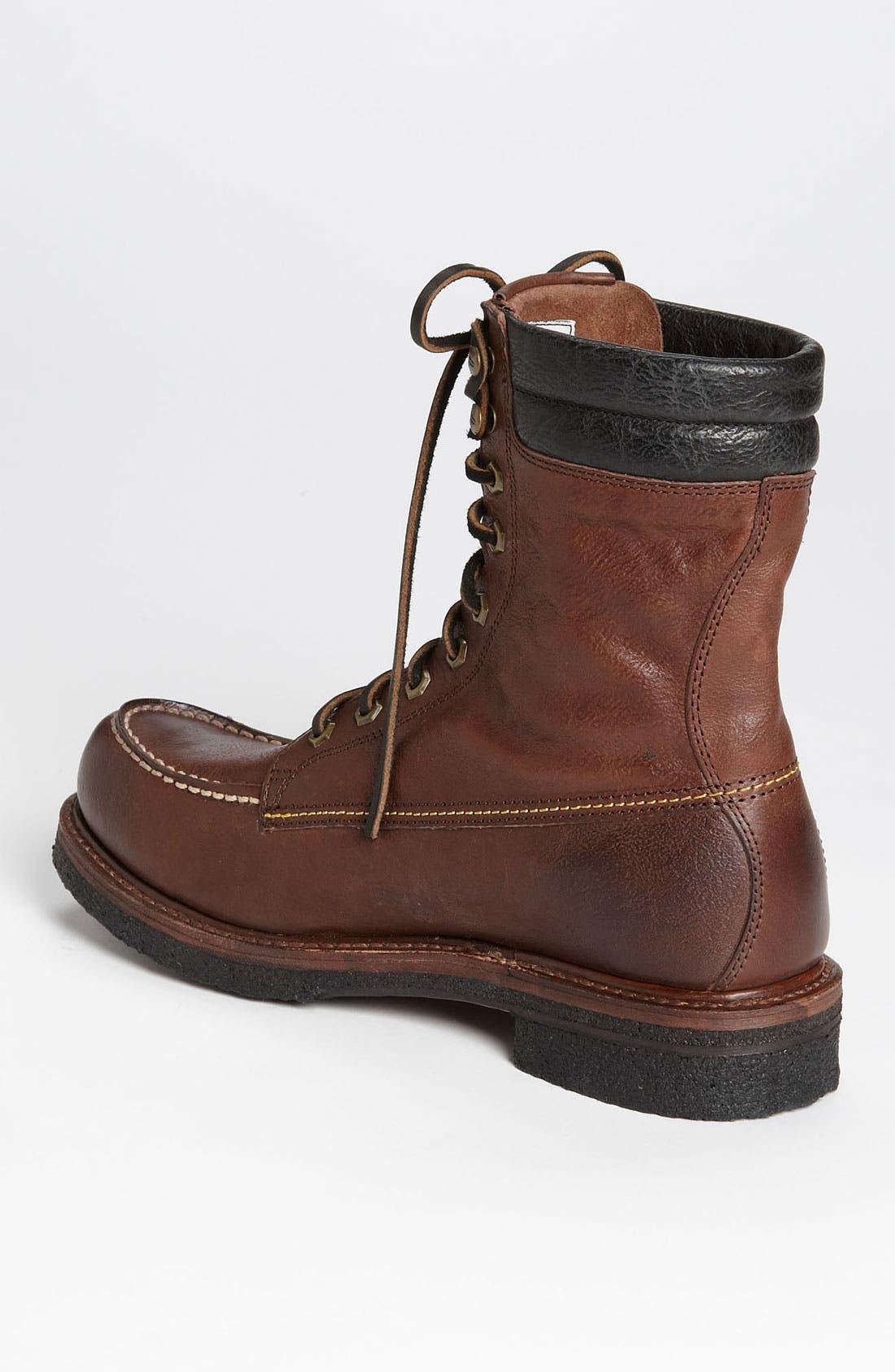 Alternate Image 2  - Frye 'Dakota' Moc Toe Boot