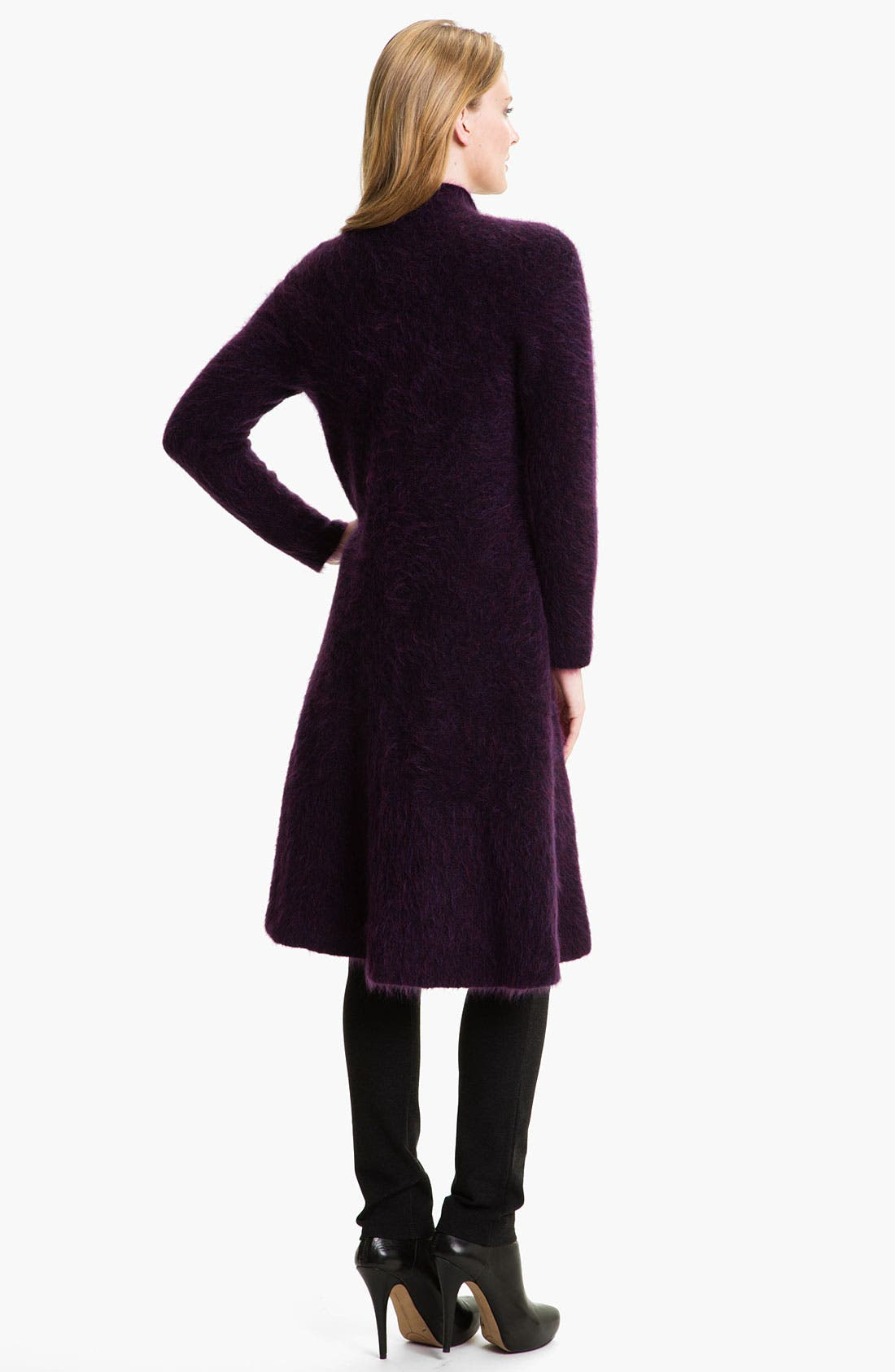 Alternate Image 2  - Eileen Fisher Merino Blend Cardigan (Online Exclusive)