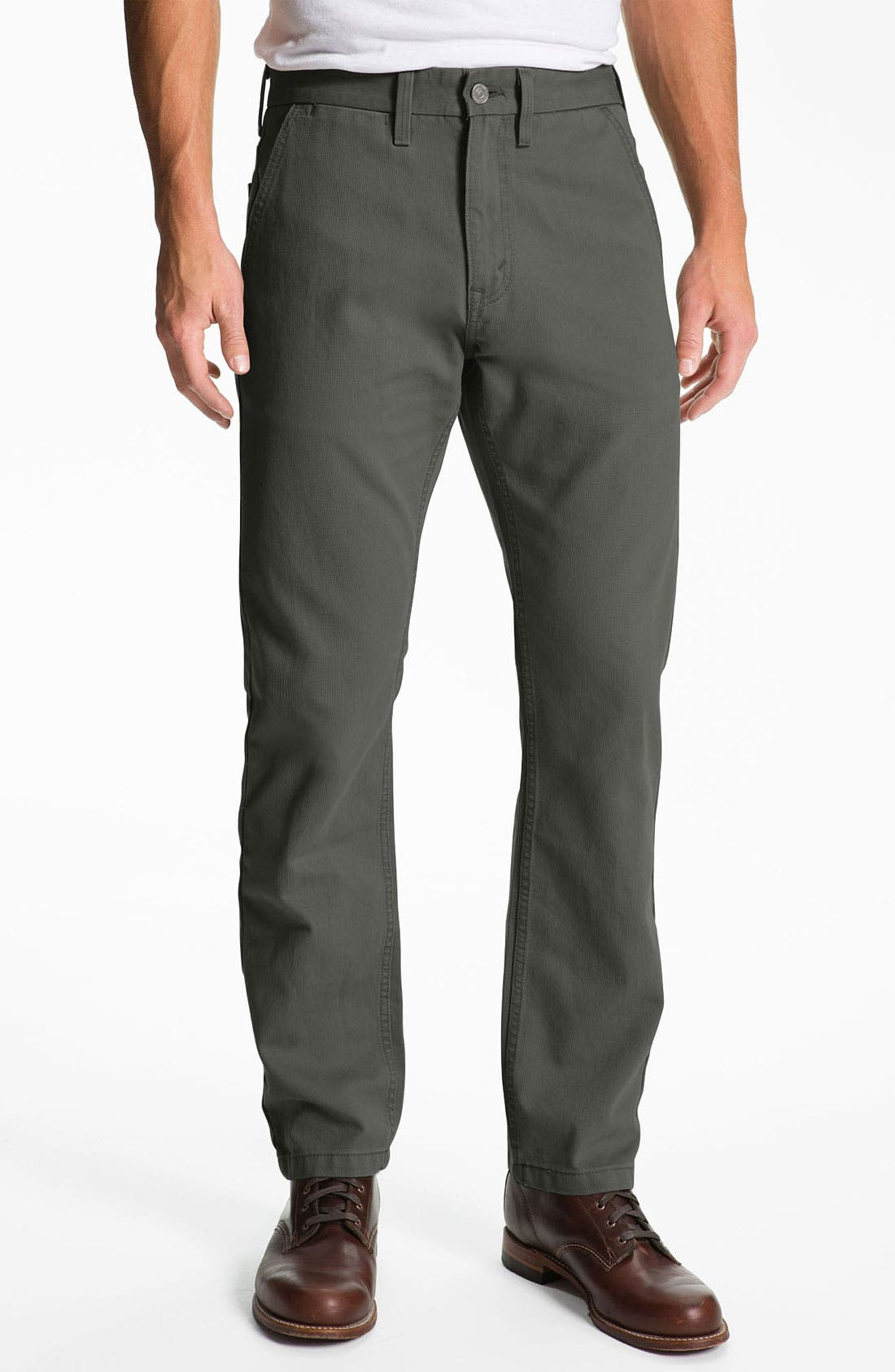 Alternate Image 1 Selected - Levi's® '505 Bedford' Slim Straight Leg Pants