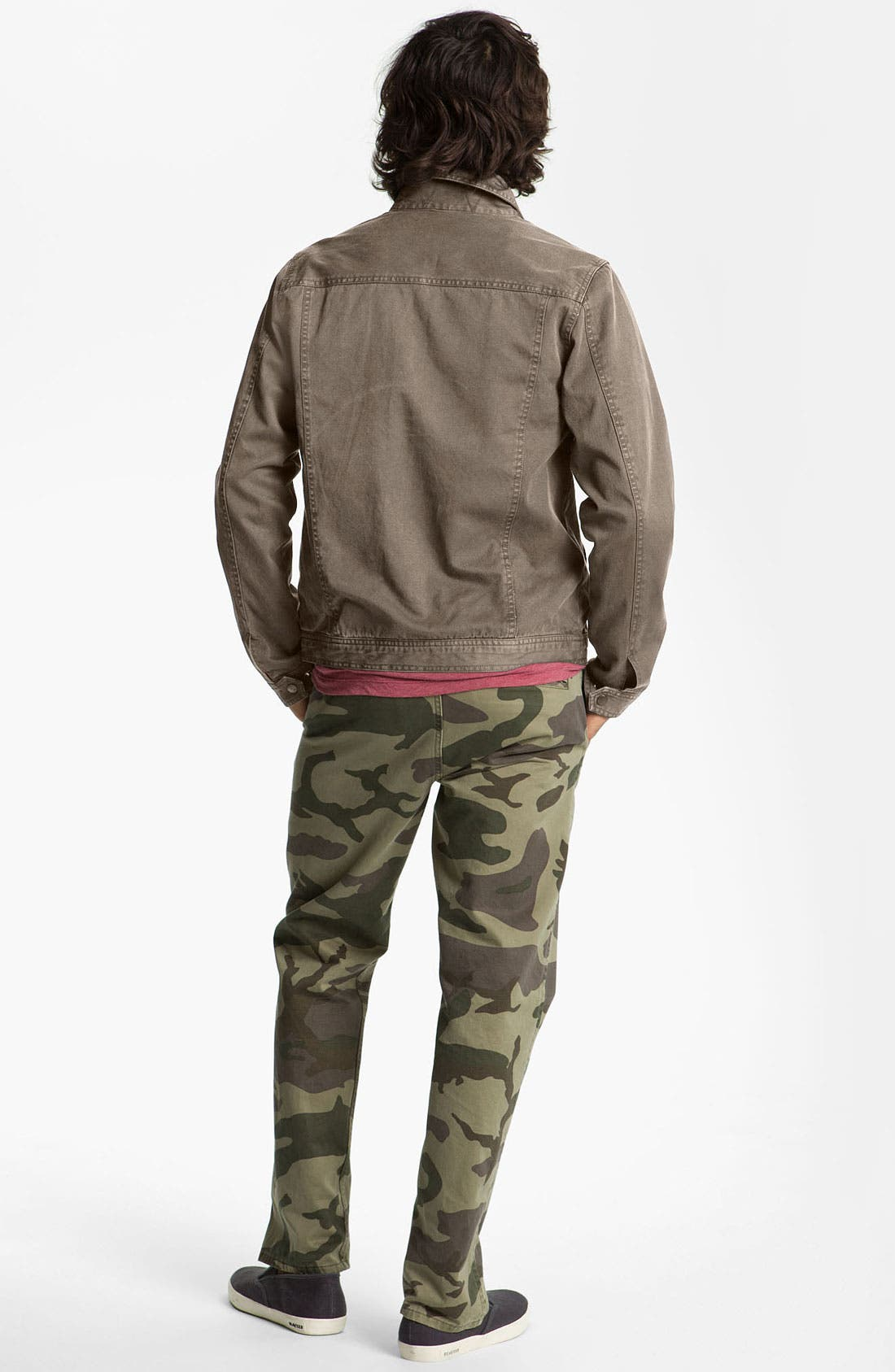 Alternate Image 4  - Quiksilver 'Prospect' Jacket