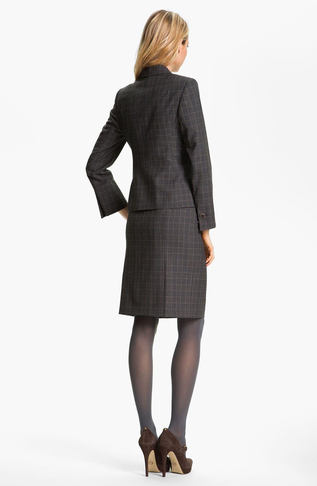 Alternate Image 4  - Santorelli 'Regina' Skirt