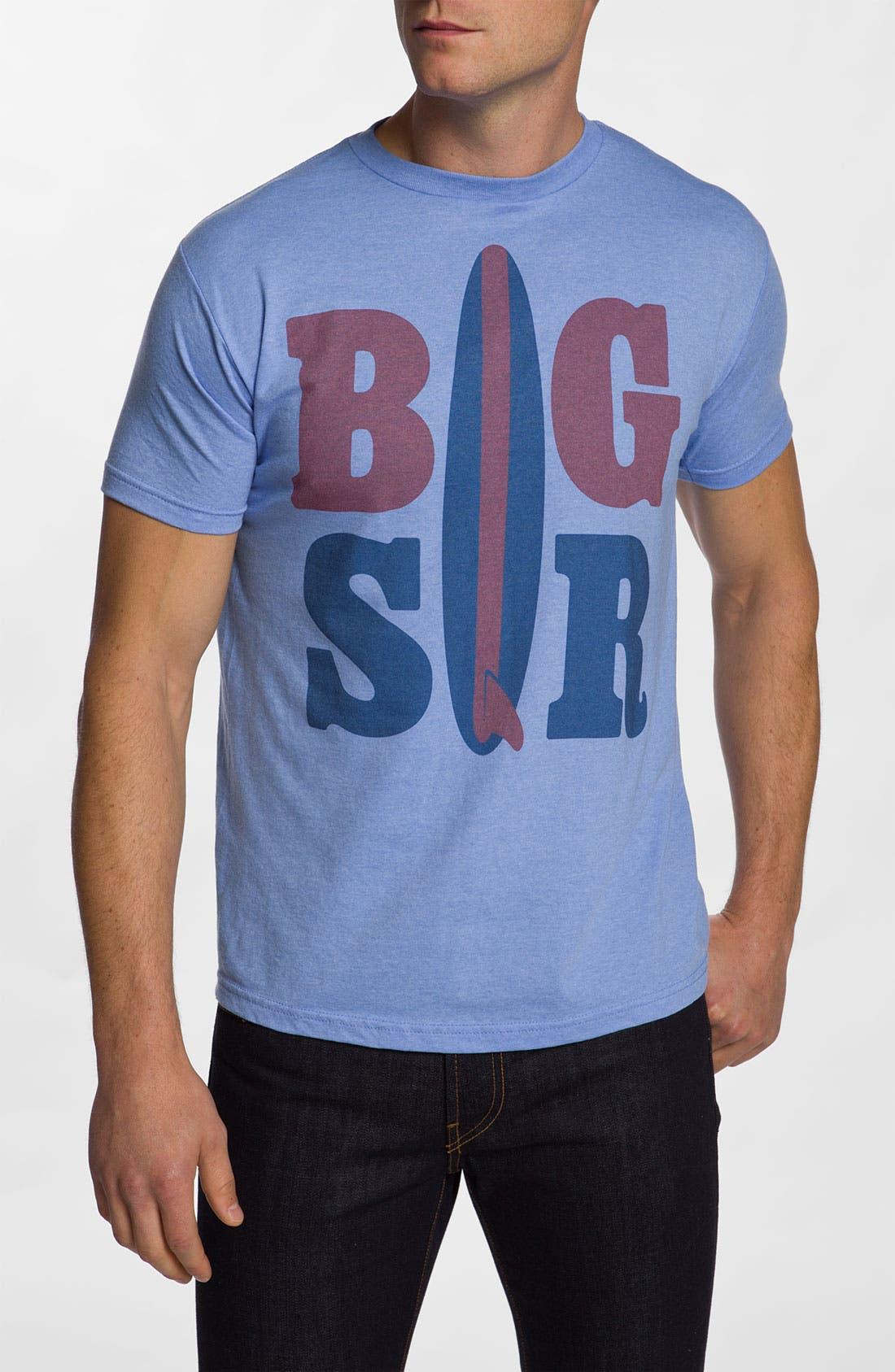 Alternate Image 1 Selected - PalmerCash 'Big Sur' T-Shirt