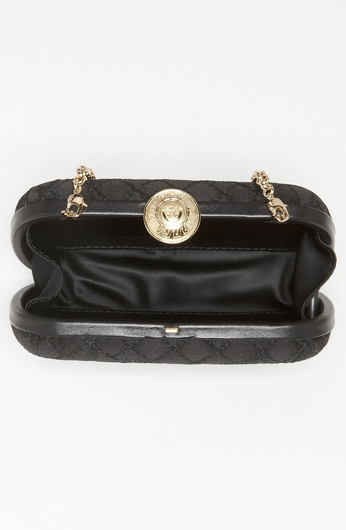 Alternate Image 3  - Versace 'Linea' Box Clutch