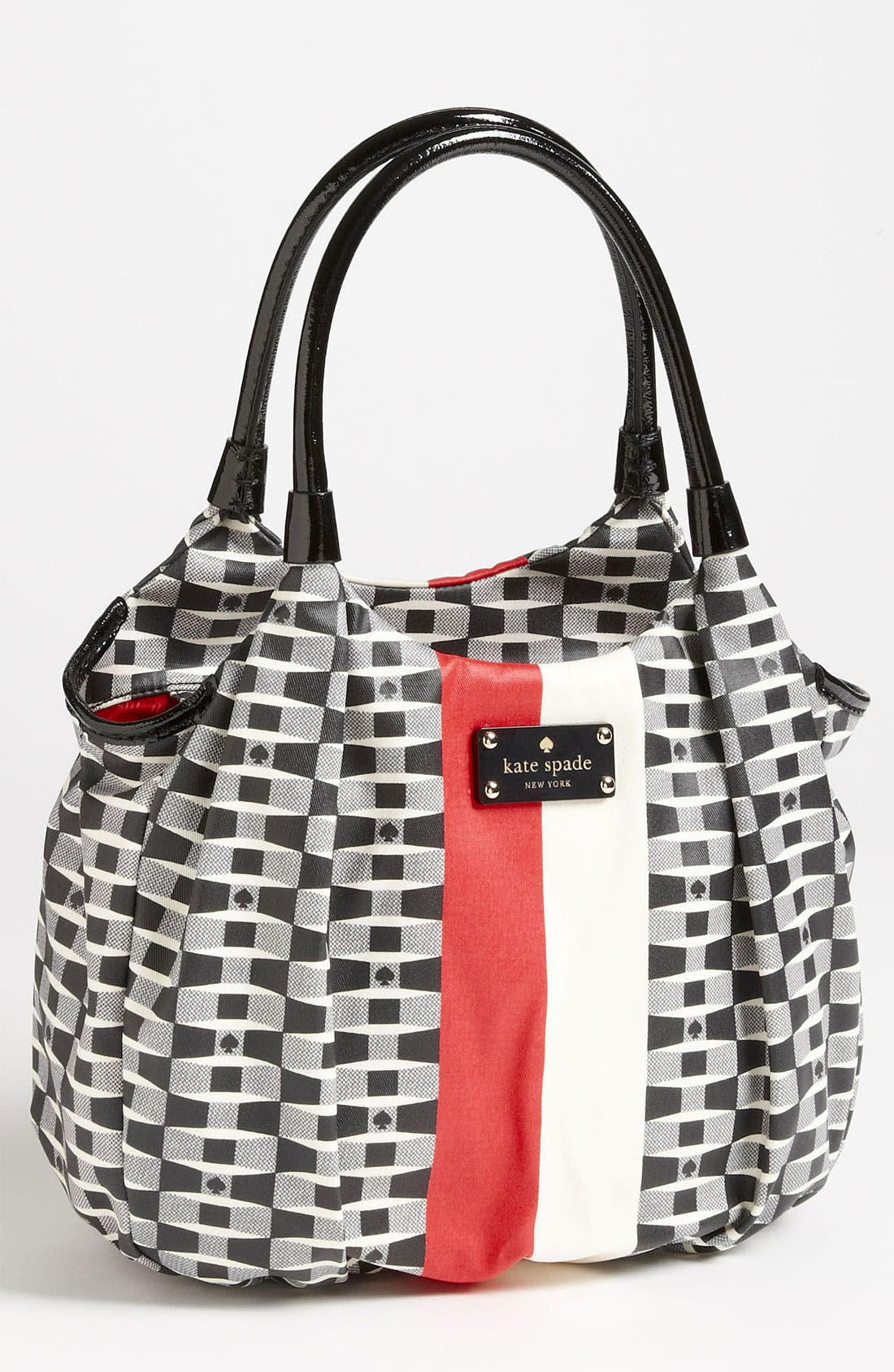 Main Image - kate spade new york 'signature spade - small karen' shoulder bag