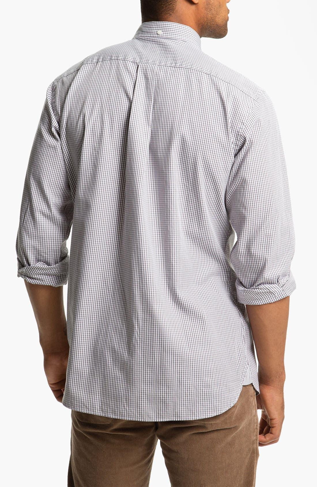Alternate Image 2  - Brooks Brothers Slim Fit Sport Shirt