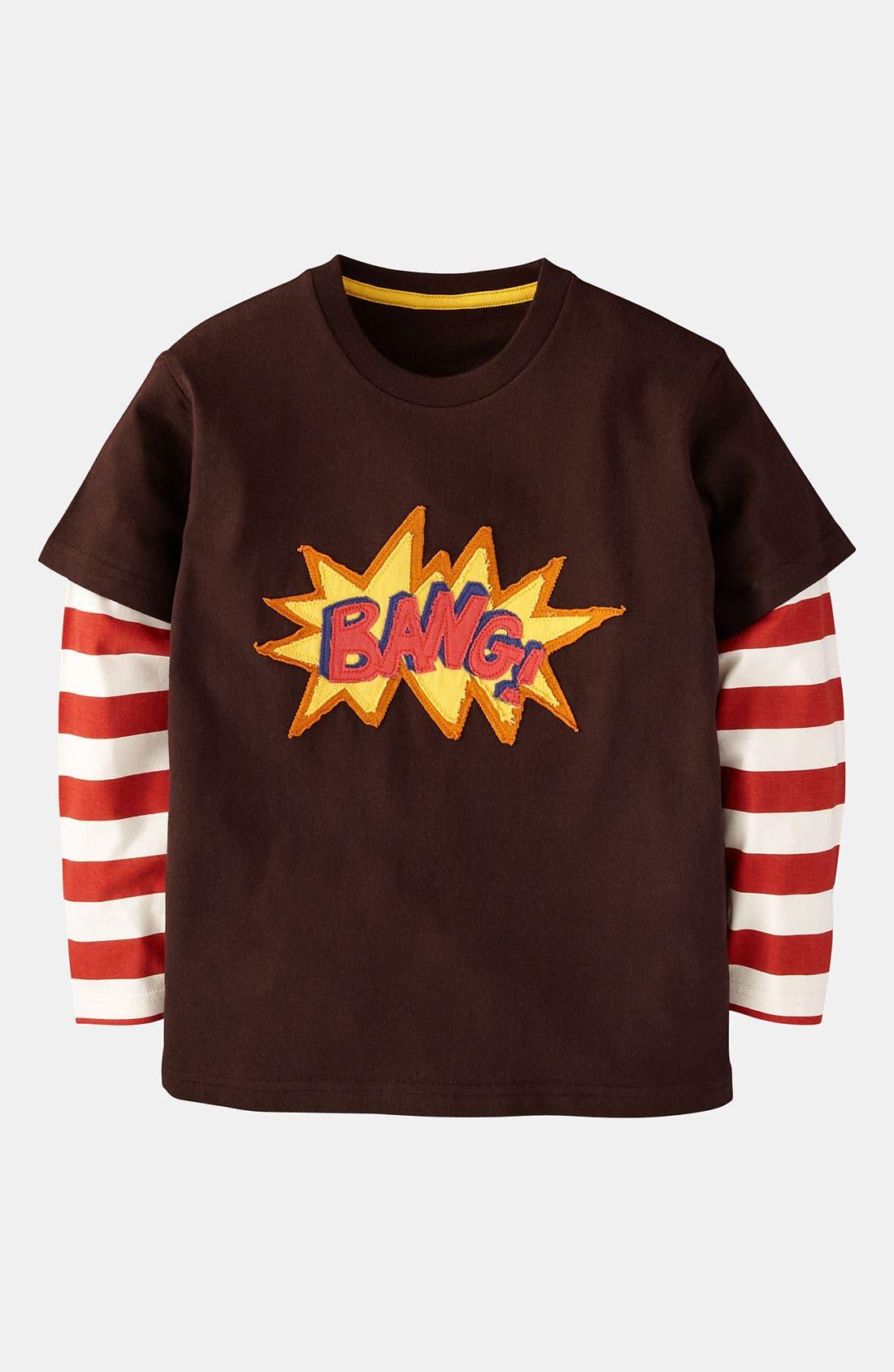 Alternate Image 1 Selected - Mini Boden 'Pop' T-Shirt (Little Boys & Big Boys)