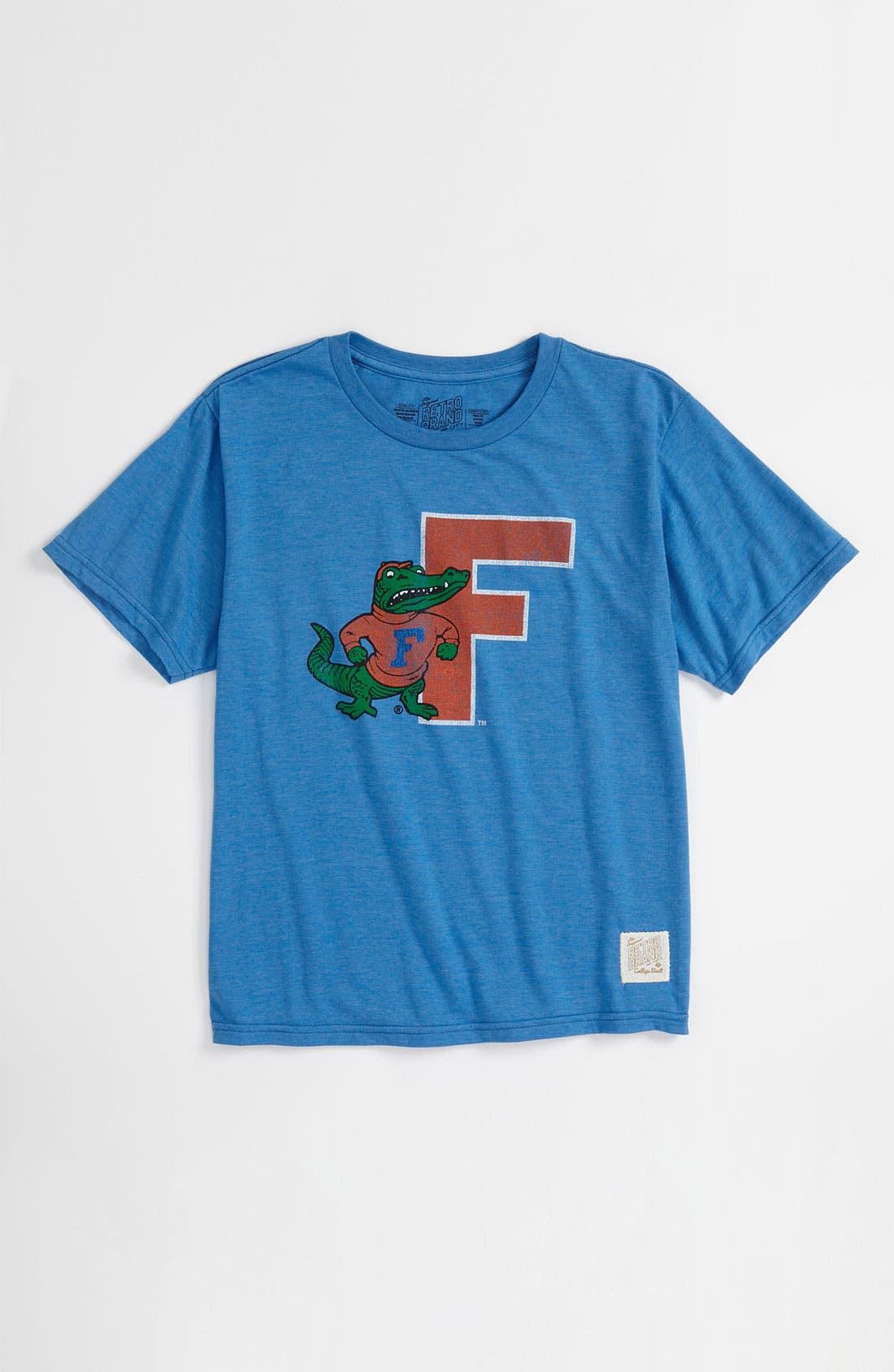 Alternate Image 1 Selected - Retro Brand 'Florida' T-Shirt (Big Boys)