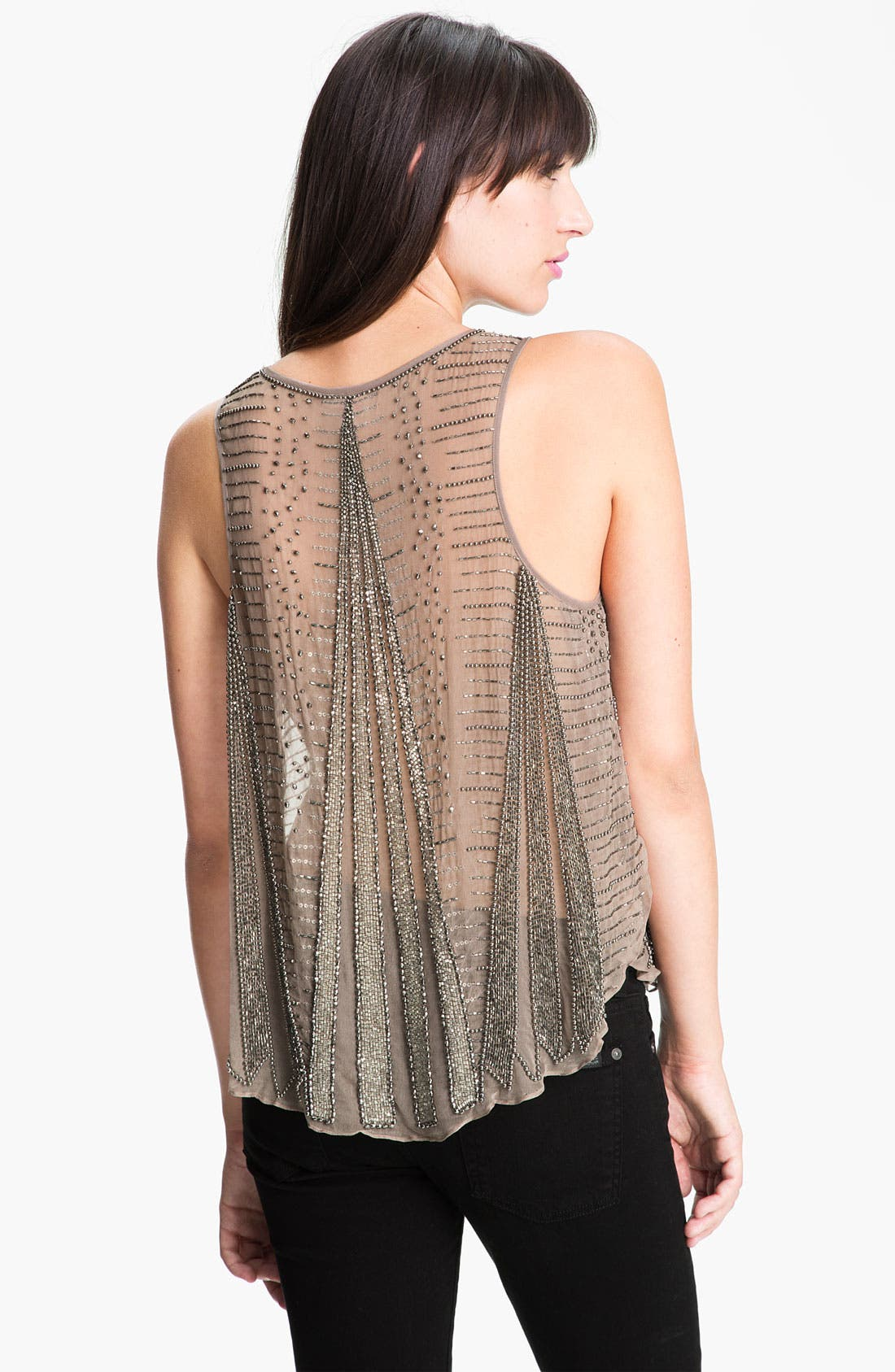 Alternate Image 2  - Parker Embellished Deco Tank