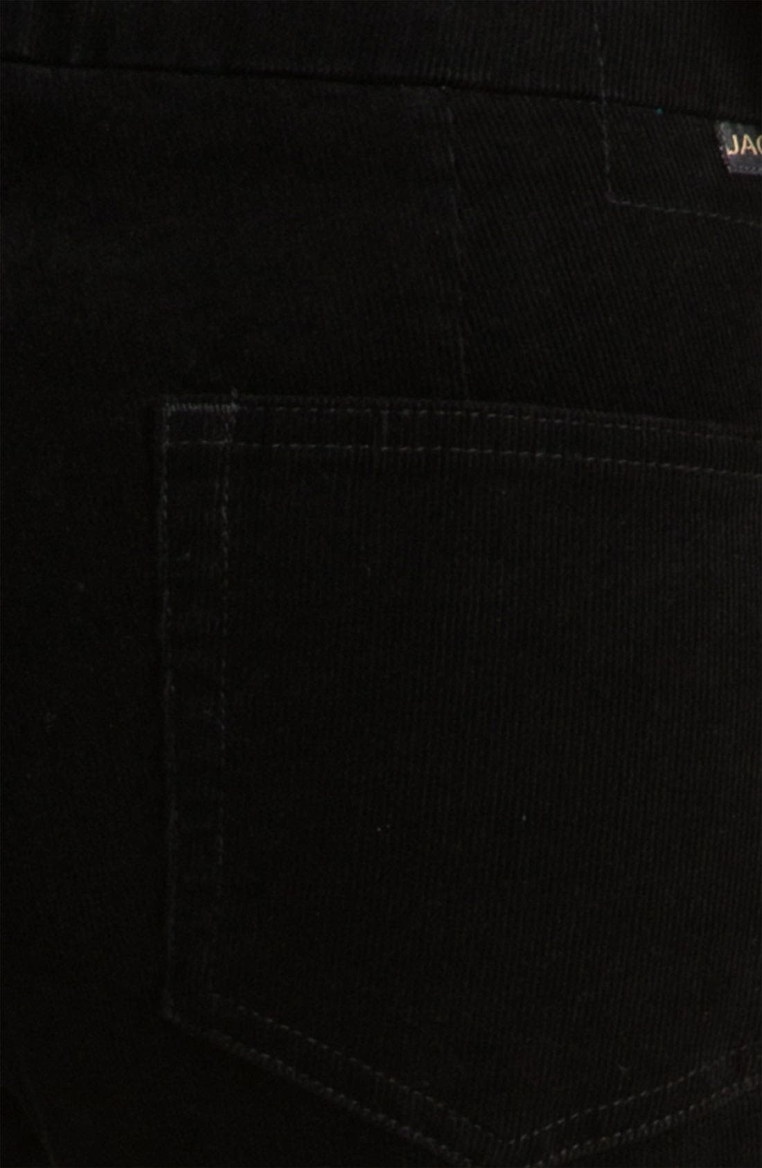 Alternate Image 3  - Jag Jeans 'Nikki' Corduroy Leggings (Petite)