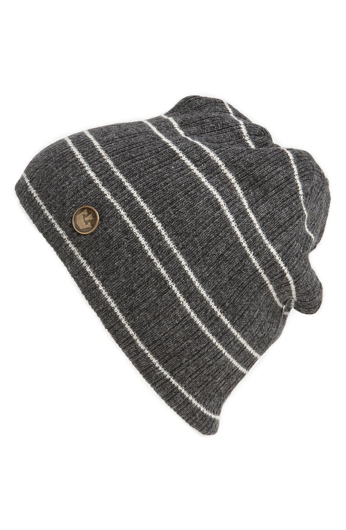 Alternate Image 1 Selected - Goorin Brothers 'Tiger' Stripe Knit Cap