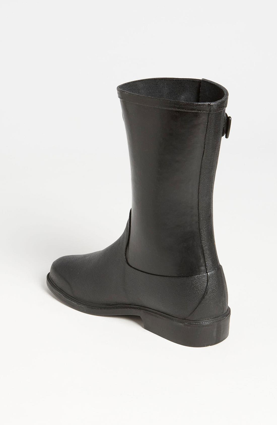 Alternate Image 2  - Le Chameau 'Cavaliere Low' Rain Boot (Women)