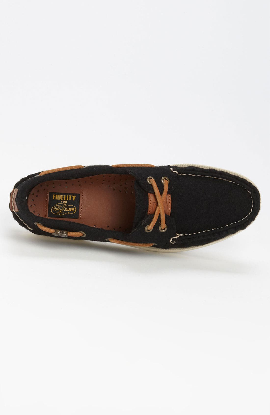 Alternate Image 3  - Sperry Top-Sider® 'Fidelity - Authentic Original' Wool Boat Shoe
