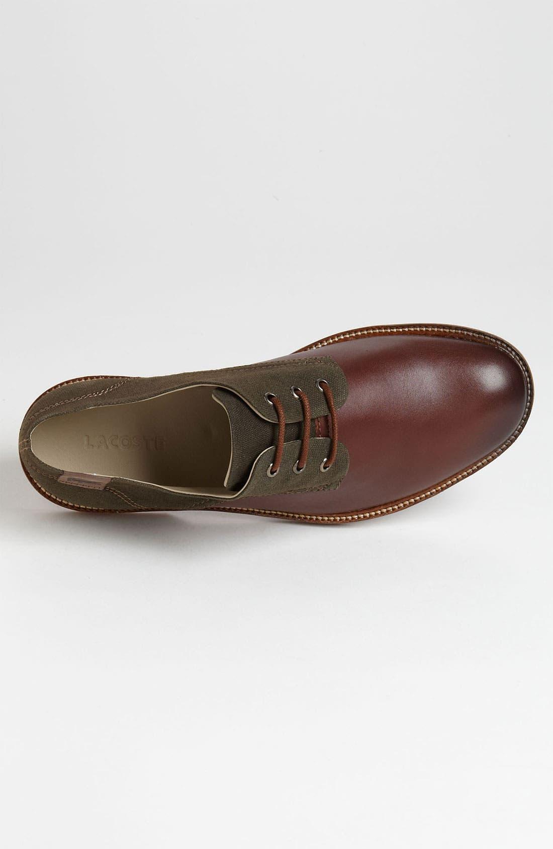 Alternate Image 3  - Lacoste 'Sherbrooke 5' Buck Shoe