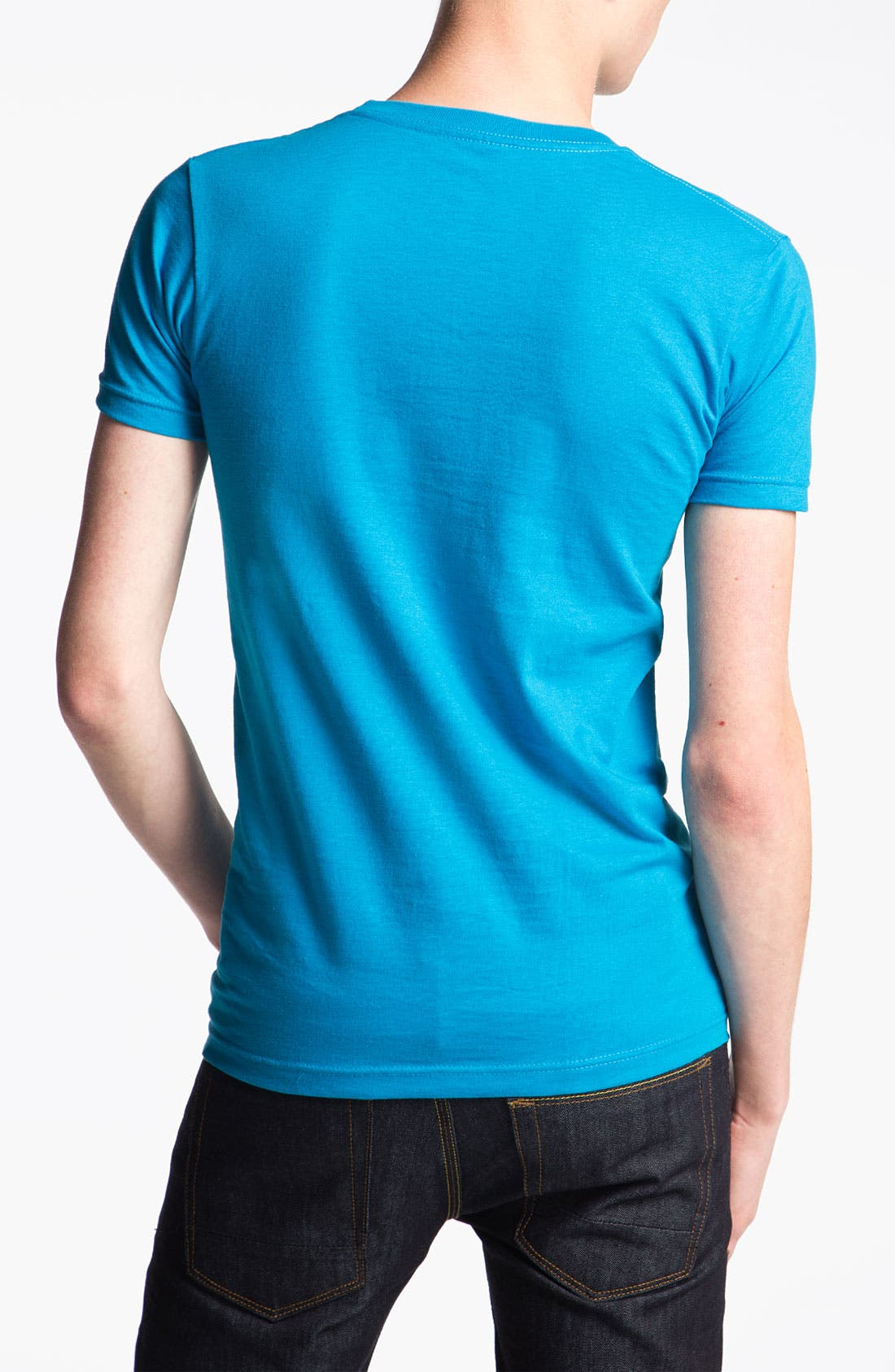Alternate Image 2  - Ames Bros Trim Fit Crewneck T-Shirt (Men)