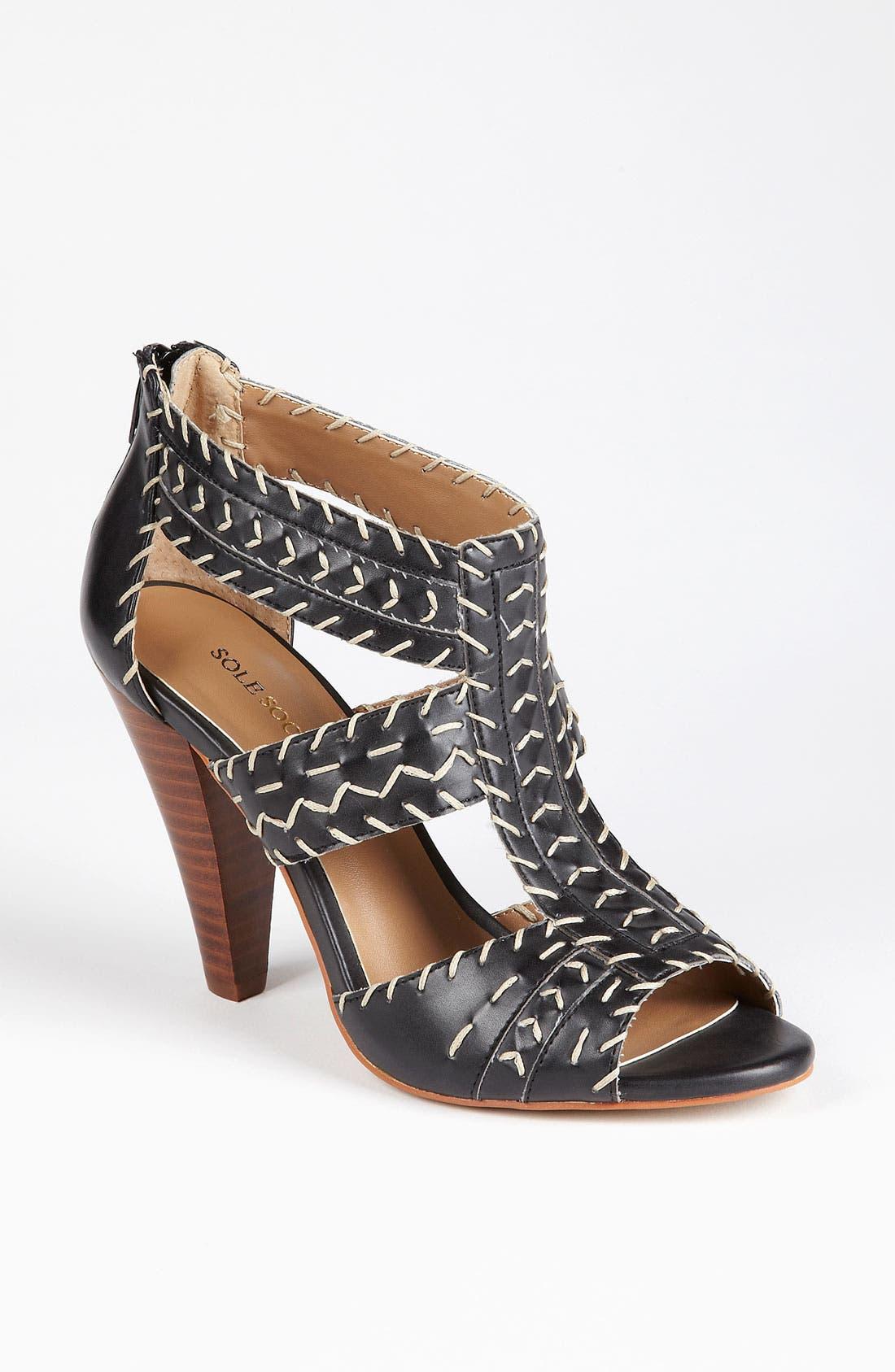 Alternate Image 1 Selected - Sole Society 'Arizona' Sandal