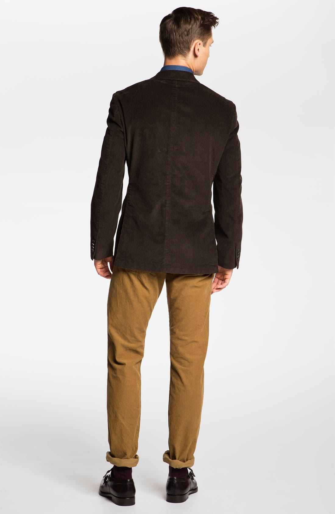 Alternate Image 5  - Kroon 'Taylor' Corduroy Sportcoat