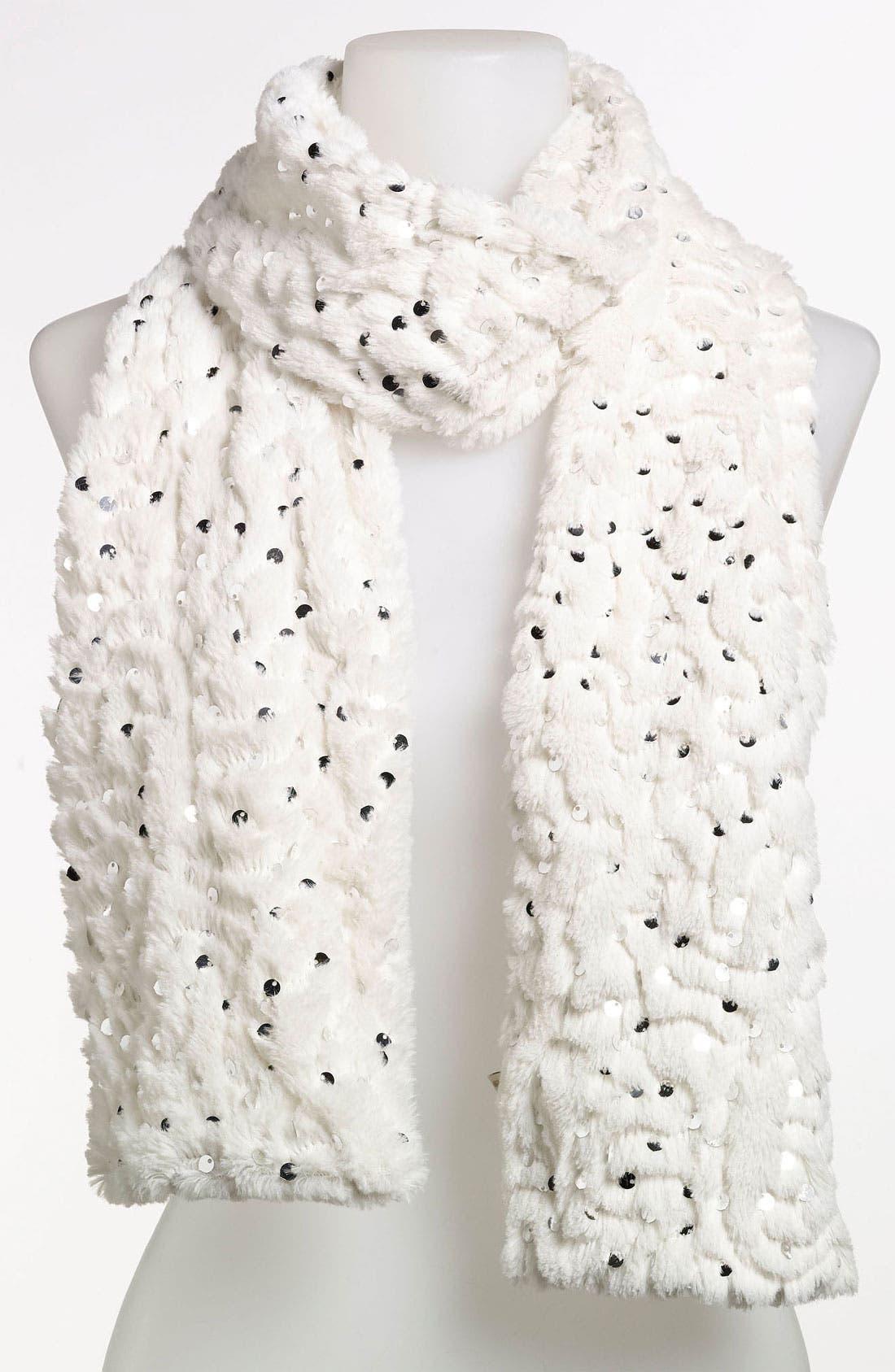 Main Image - Collection XIIX 'Ashley' Faux Fur Muffler