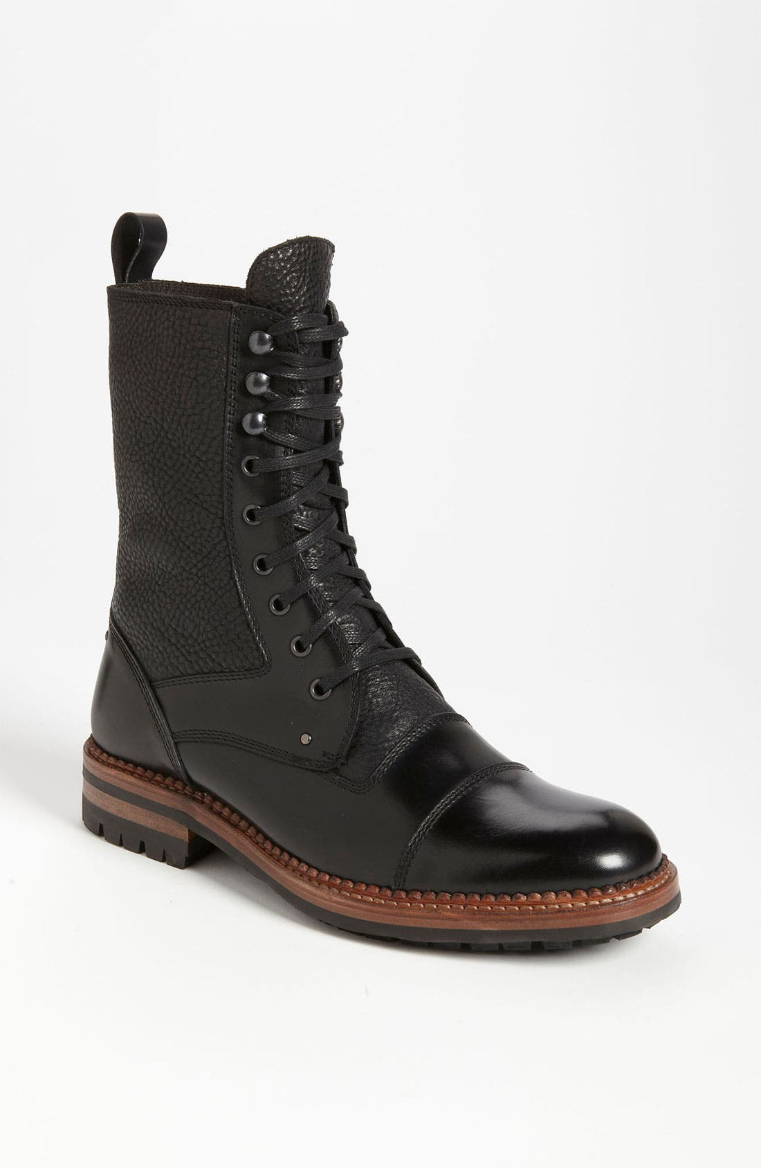 Alternate Image 1 Selected - Bruno Magli 'Palatino' Cap Toe Boot