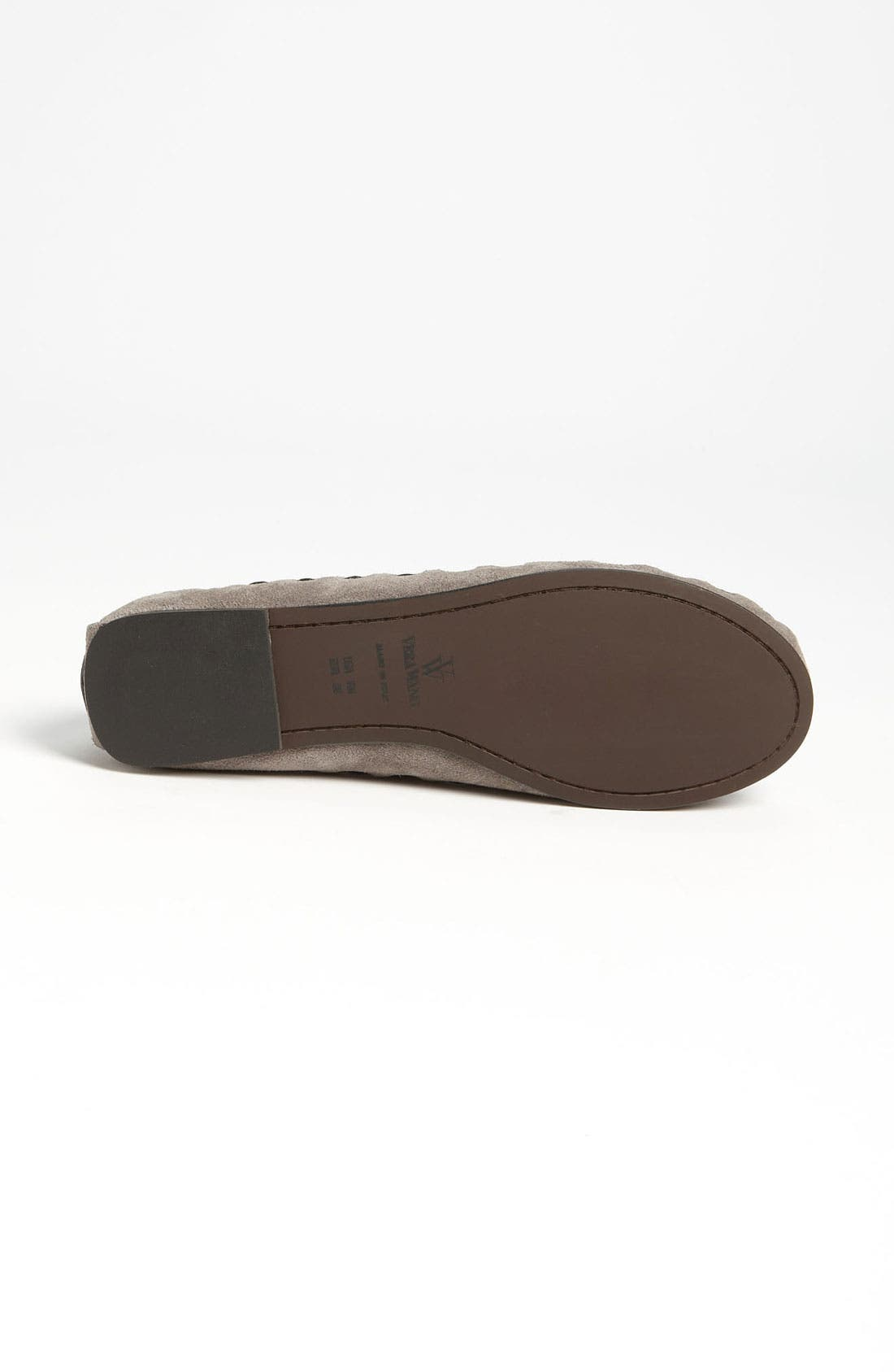 Alternate Image 4  - Vera Wang Footwear 'Indigo' Flat