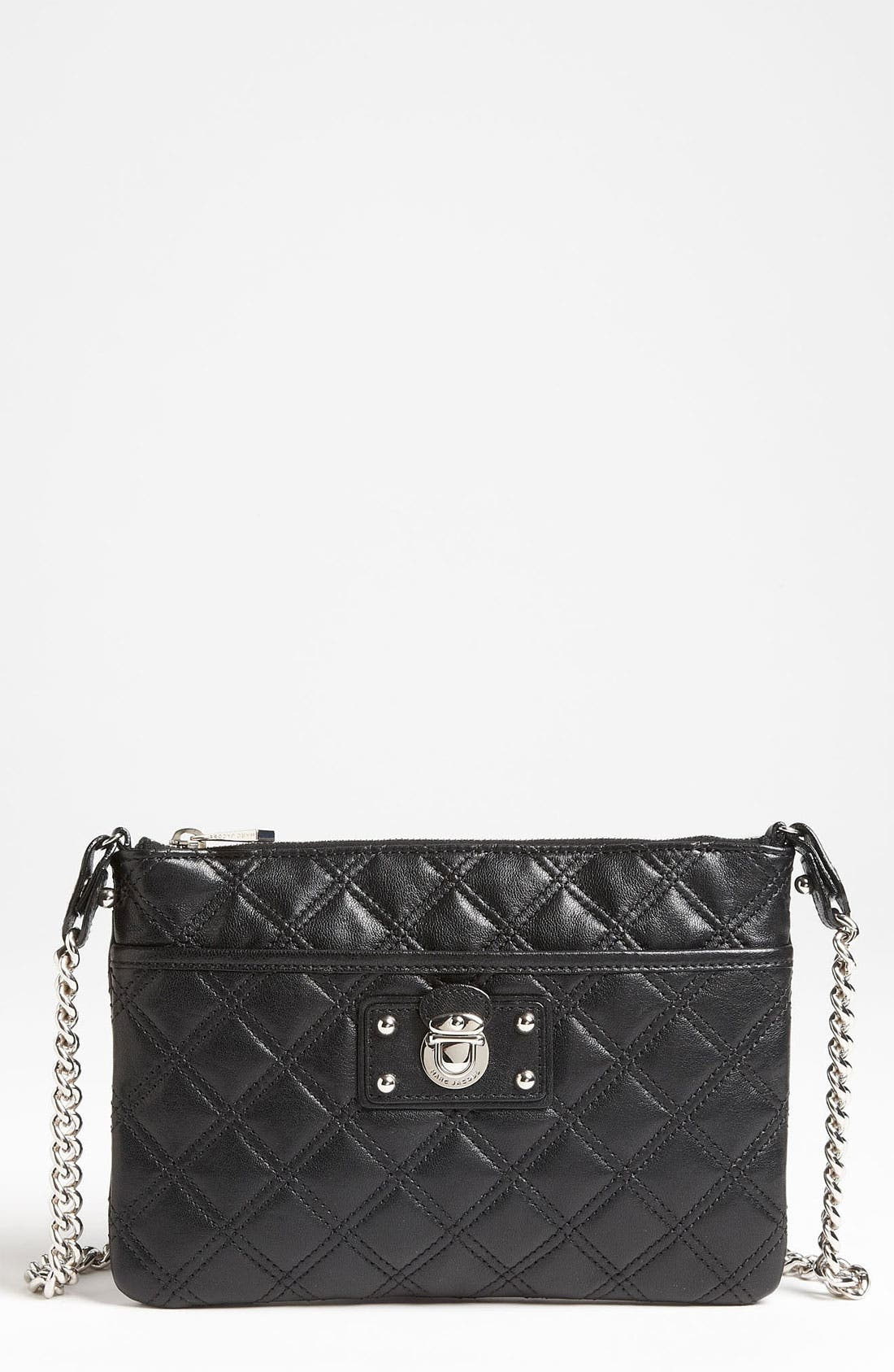 Main Image - MARC JACOBS 'Murray' Leather Crossbody Bag
