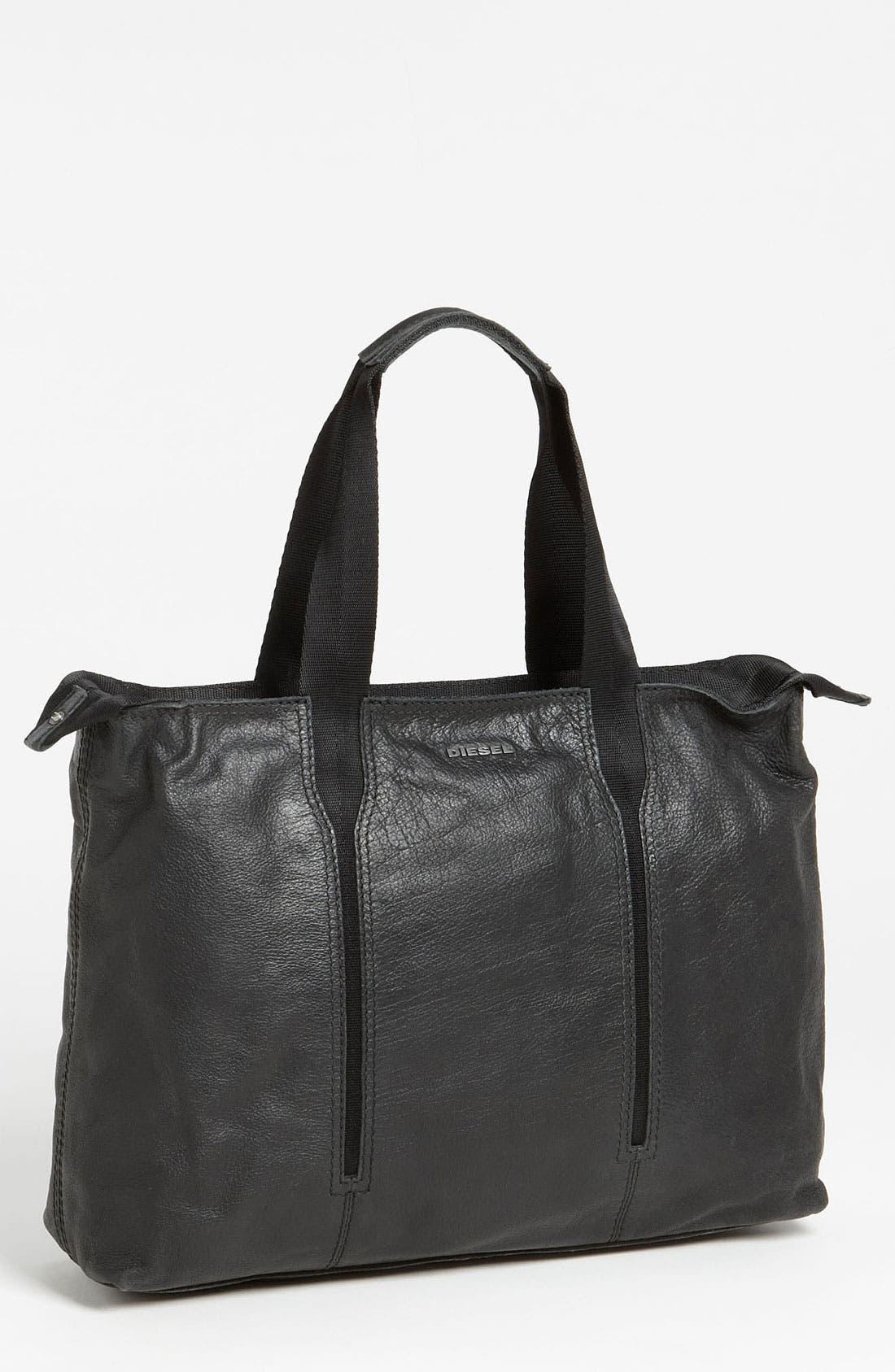 Alternate Image 1 Selected - DIESEL® 'City Slicky' Tote Bag