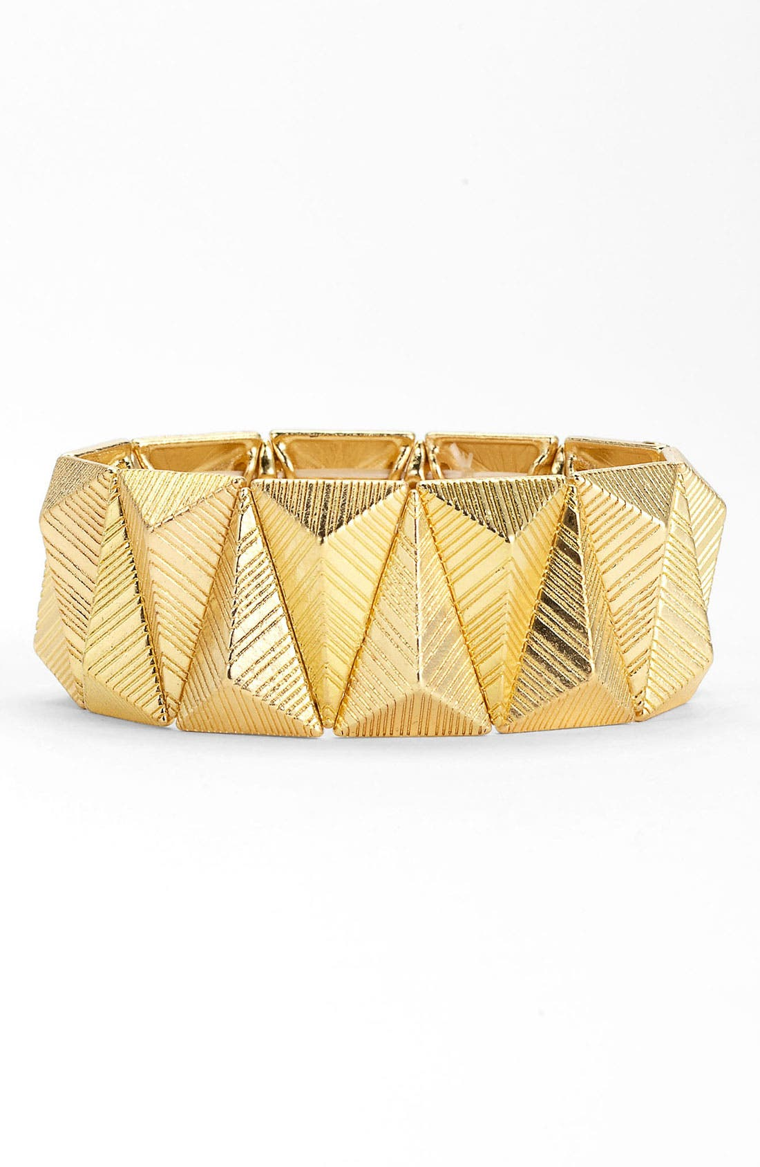 Main Image - Carole Pyramid Stretch Bracelet